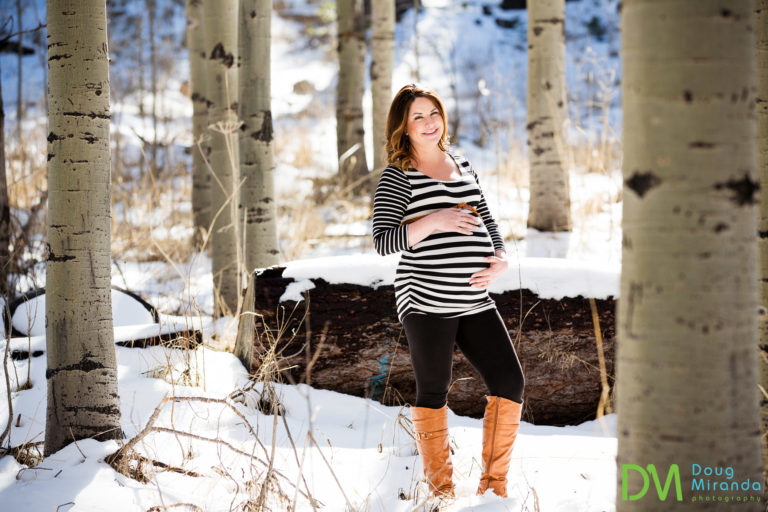 lake tahoe maternity photography