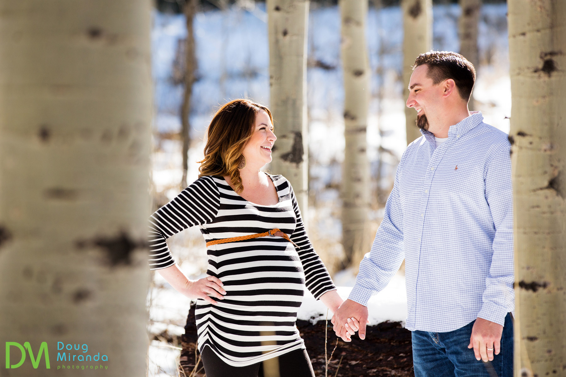maternity photography lake tahoe