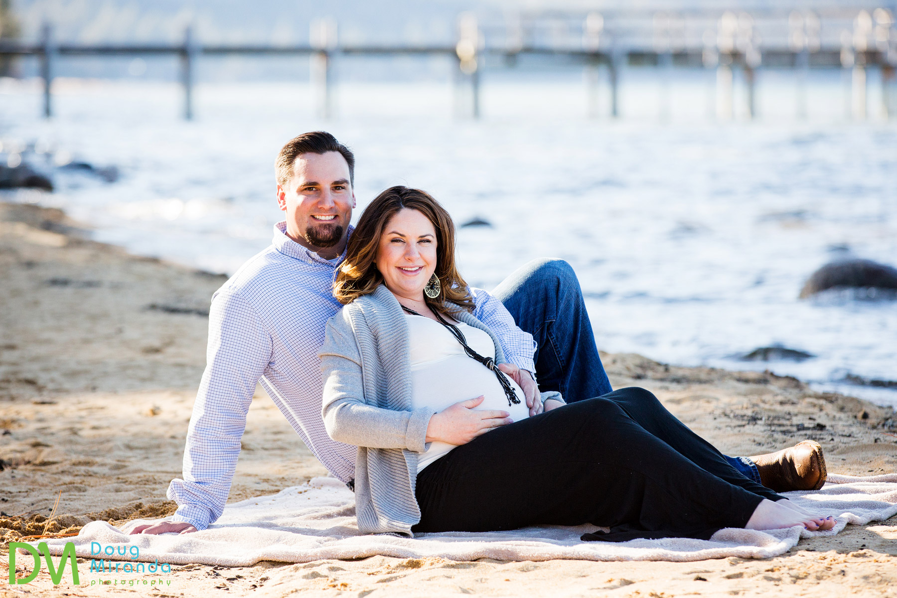 maternity photographer lake tahoe