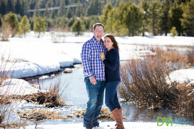 Soda Springs Engagement Photographer