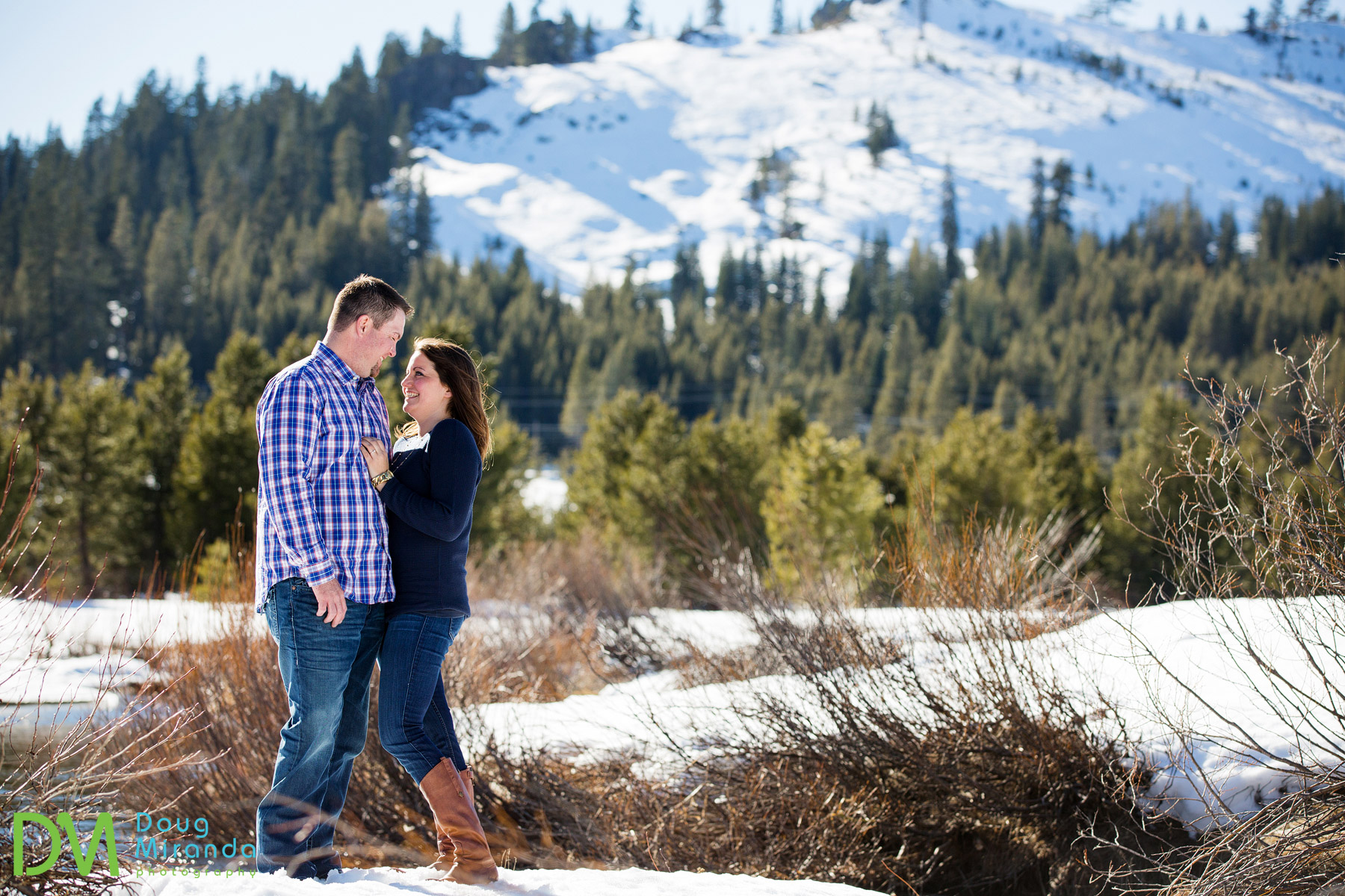 Soda Springs Engagement Photographers