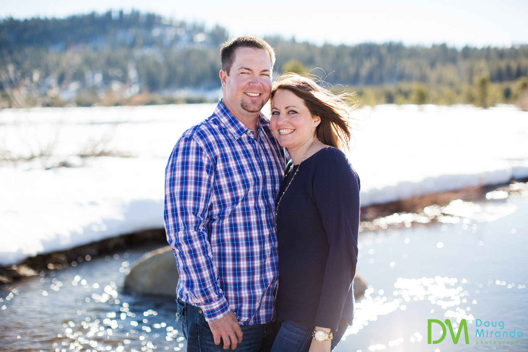Soda Springs Engagement Photographer