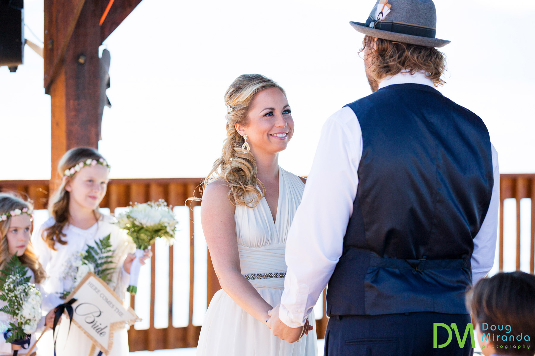 cave rock lake tahoe wedding photos