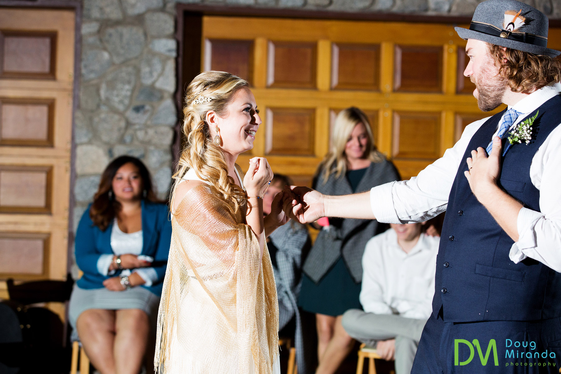 cave rock lake tahoe wedding photography