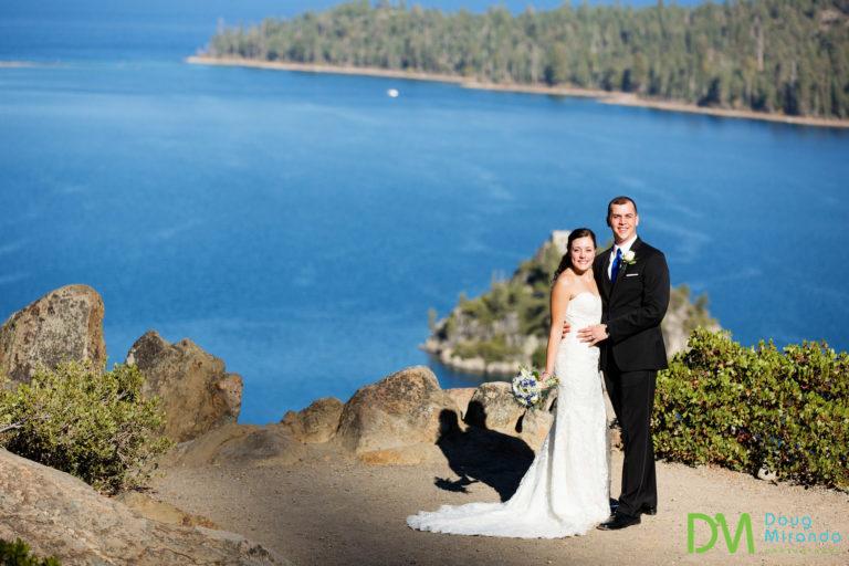 Emerald Bay Wedding Photography Lake Tahoe