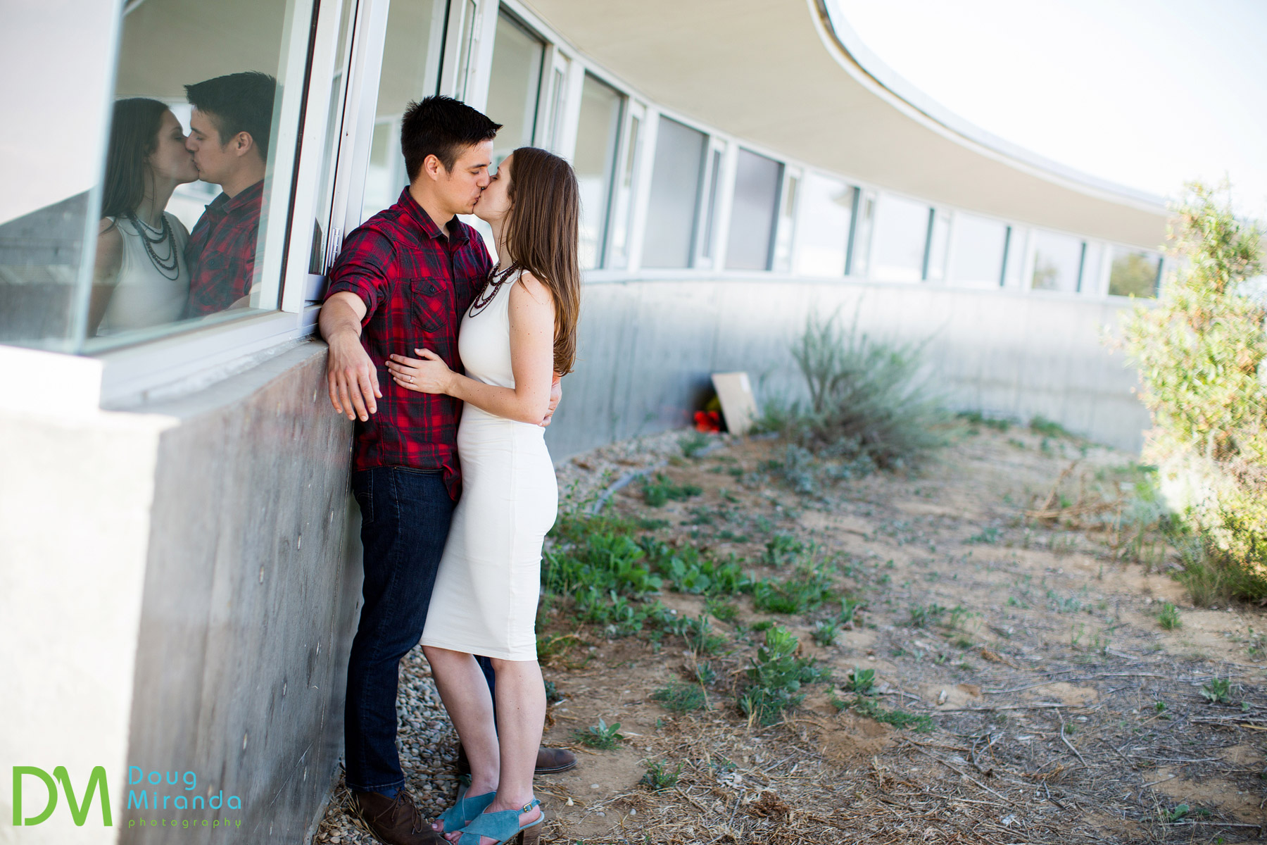 baldwin hills overlook engagement photos
