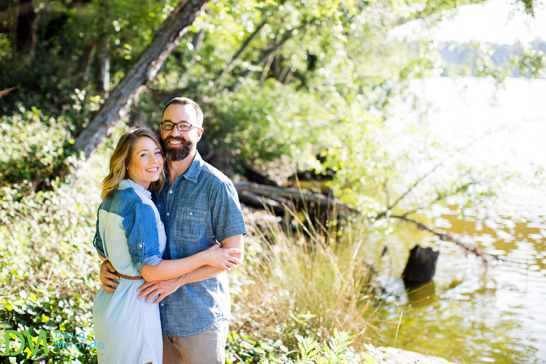 old folsom engagement photos