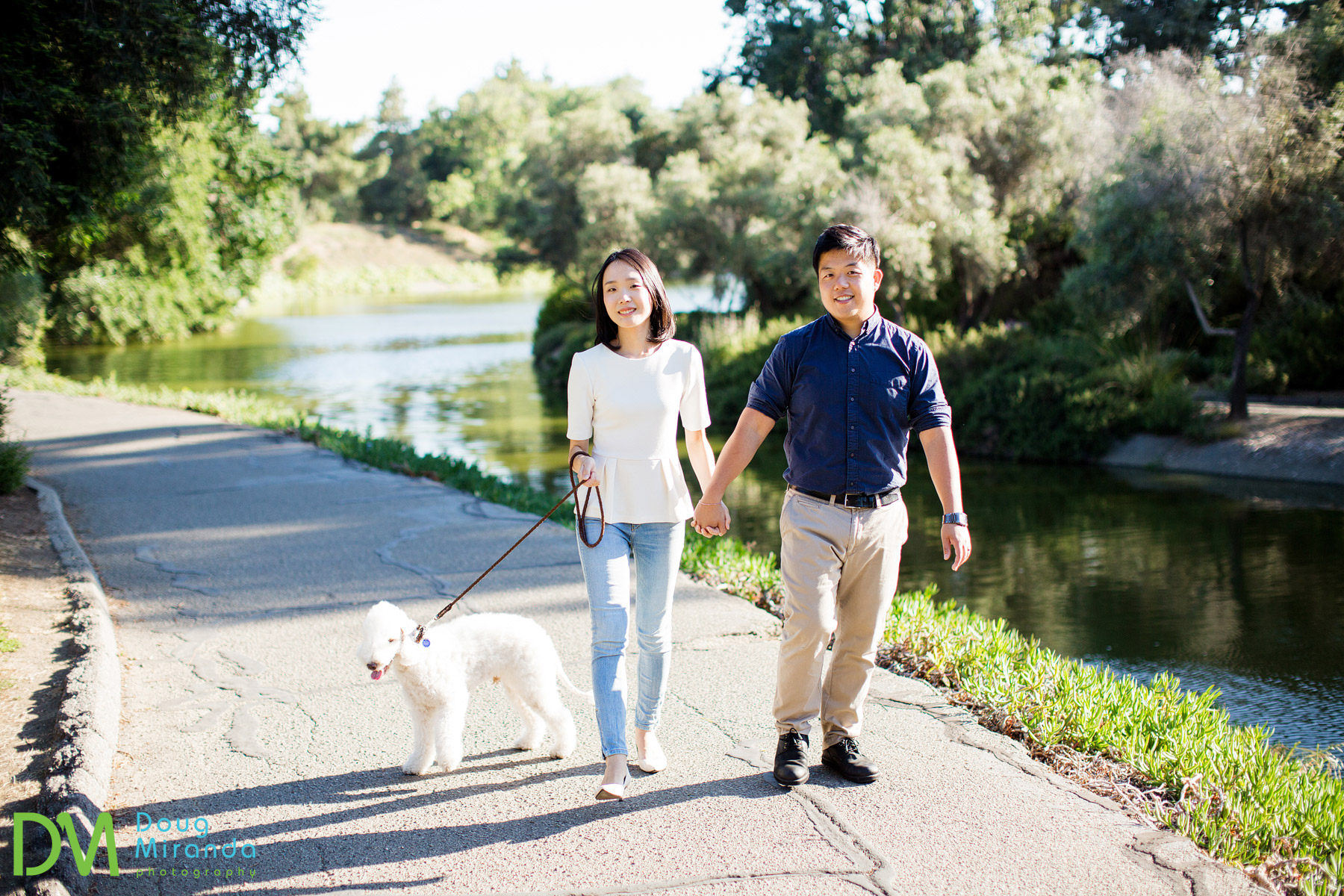 uc davis engagement session.