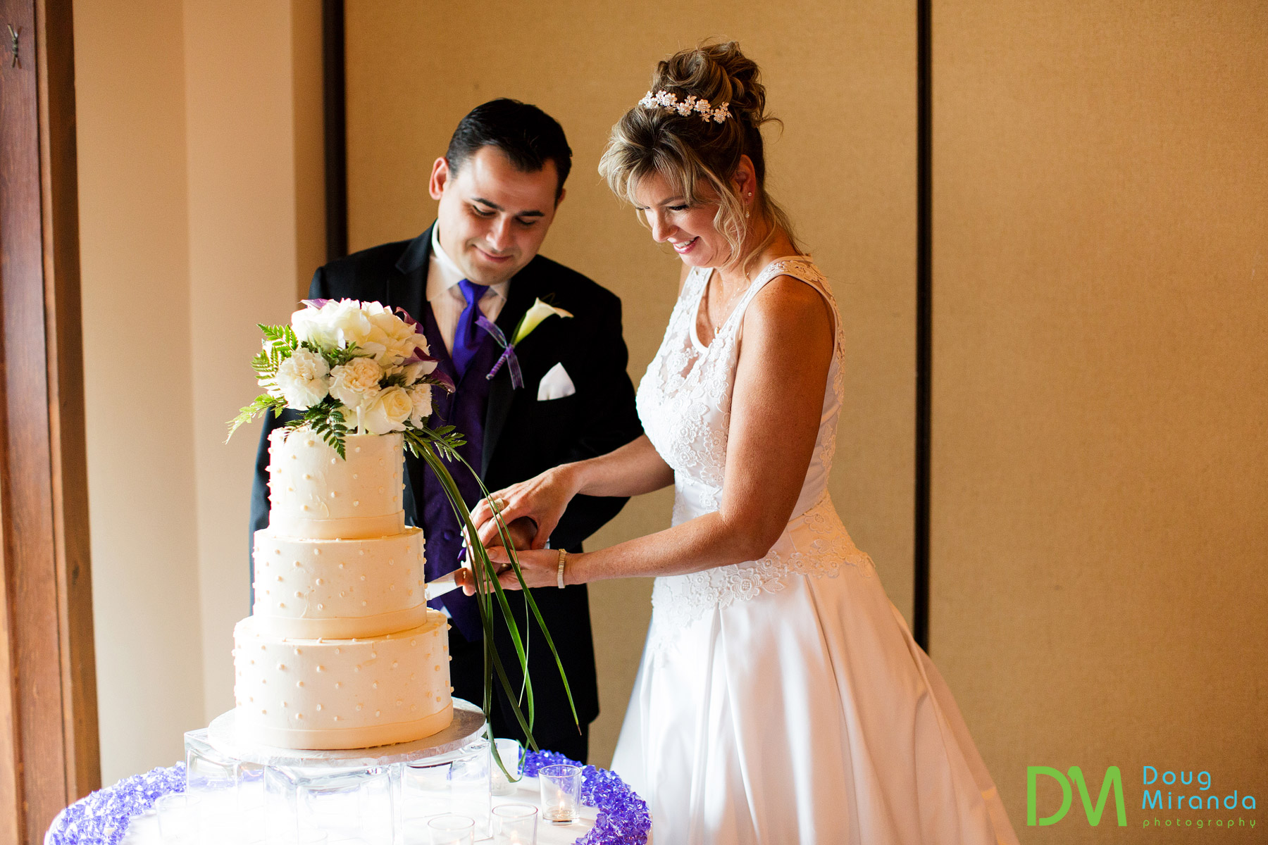 incline village wedding cakes