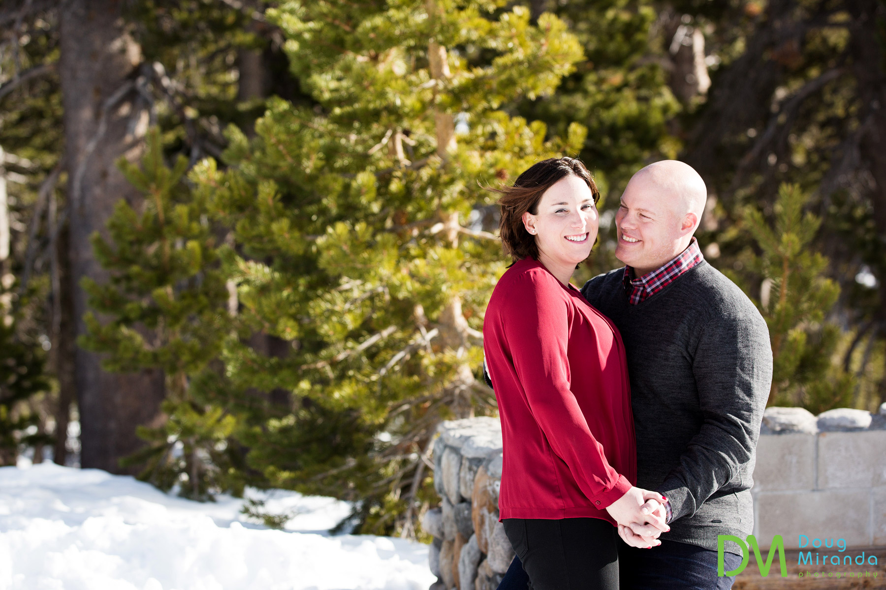 mt rose engagement