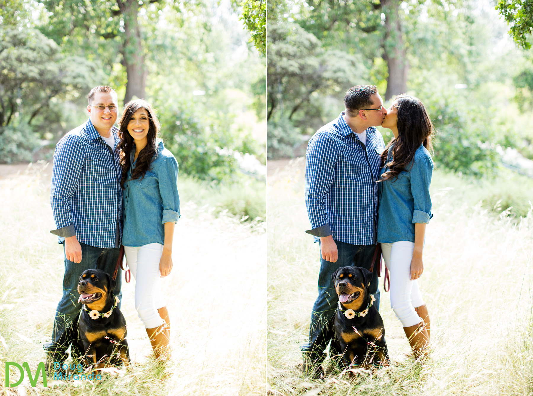 uc davis engagement photography