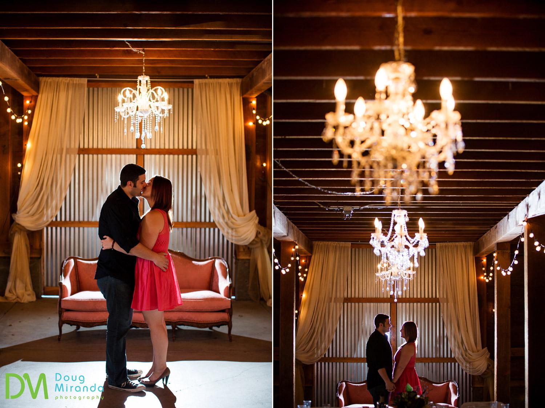 delta diamond farm reception barn photos