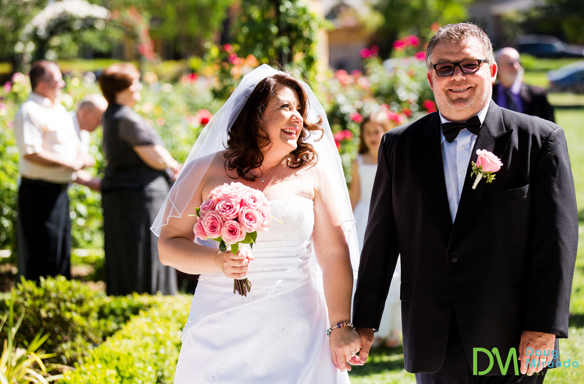 mckinley park rose garden wedding photography
