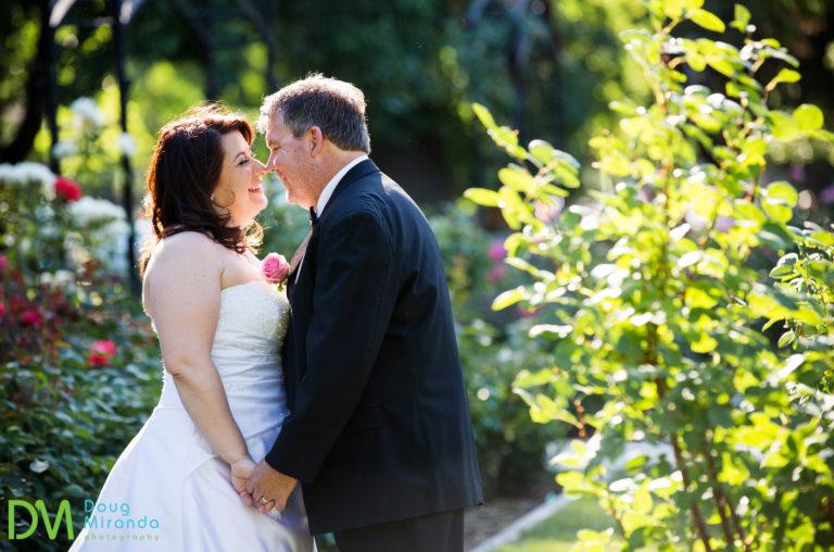 mckinley park rose garden wedding