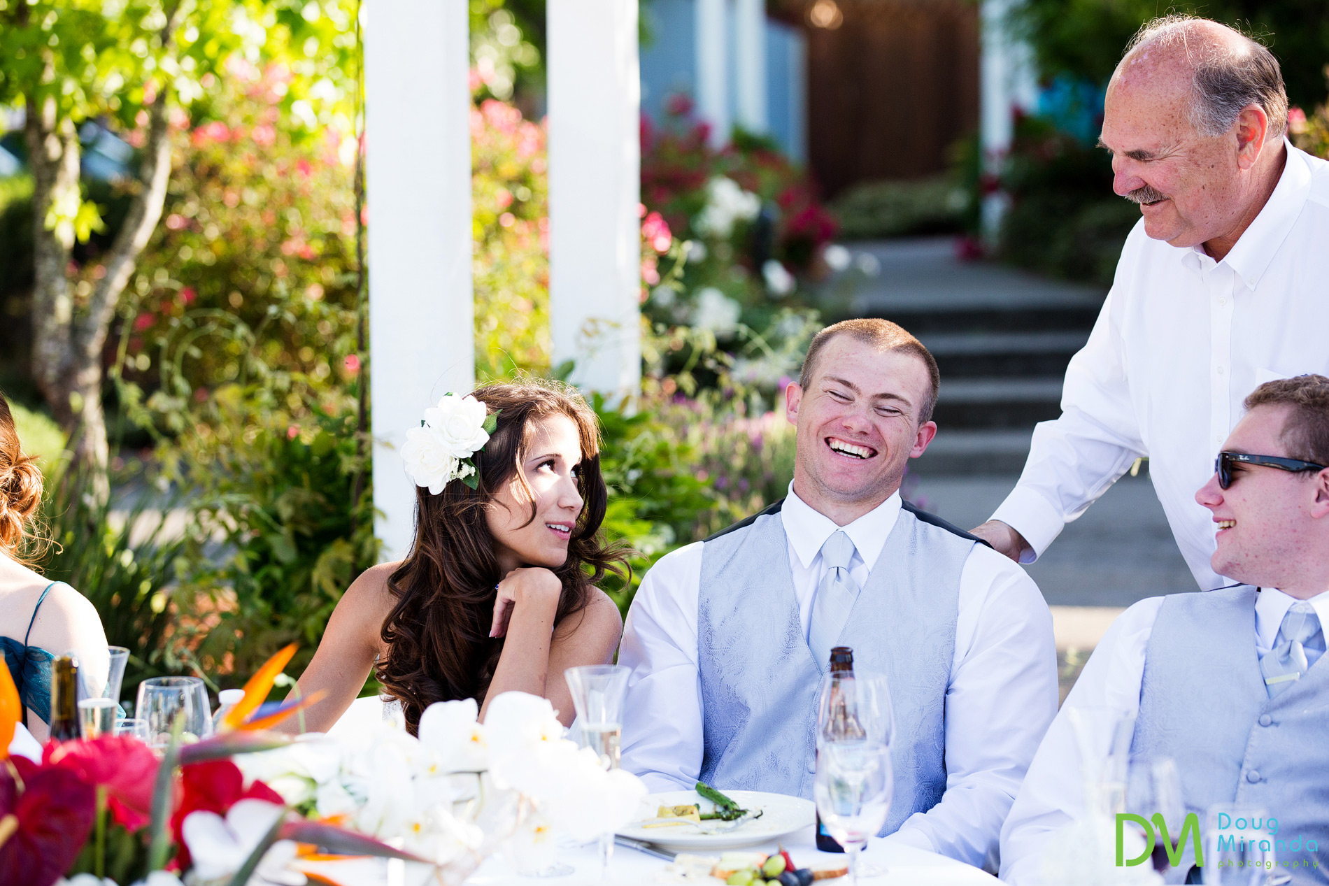 geyserville ca wedding