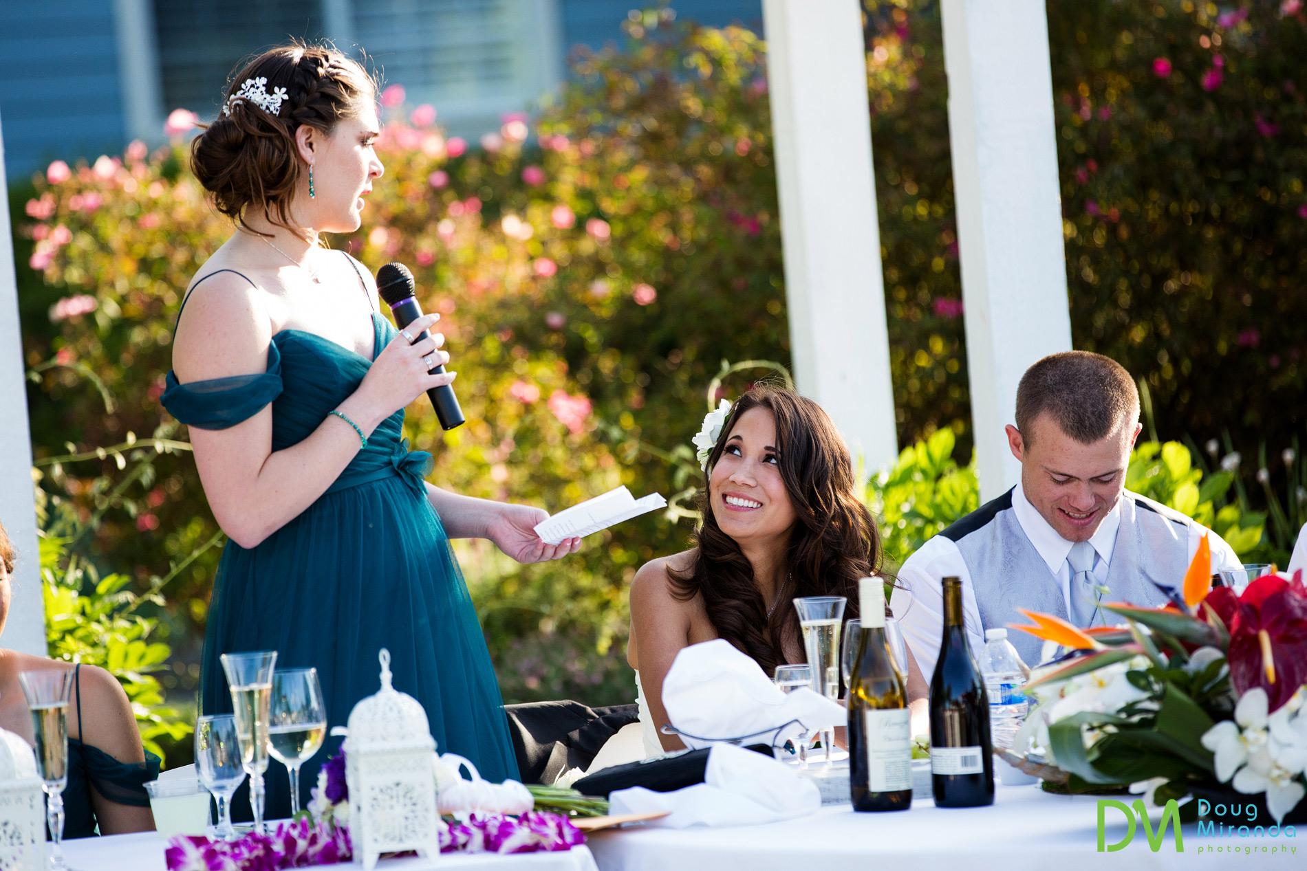 geyserville inn wedding reception