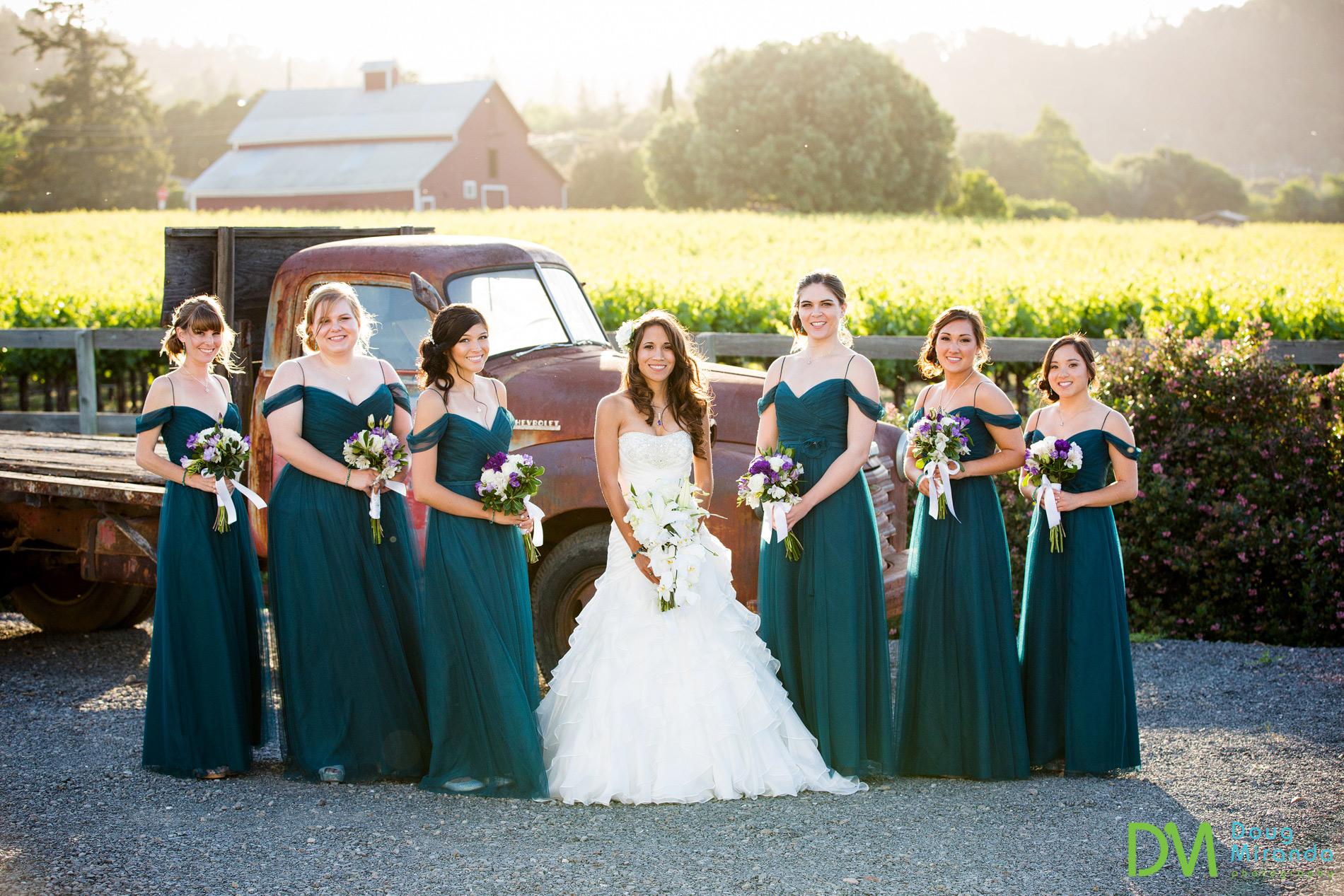 geyserville wedding photography