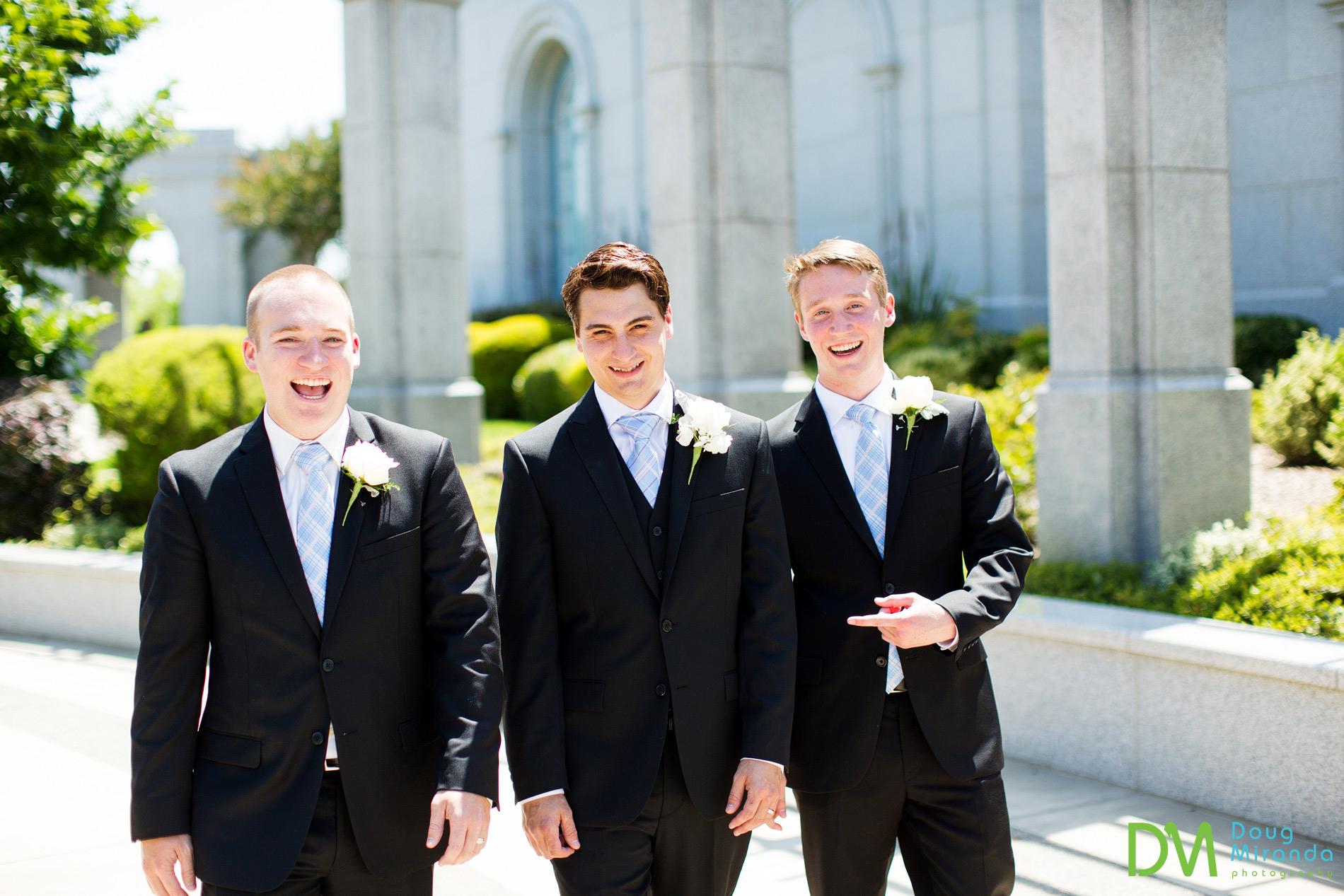 sacramento lds temple weddings