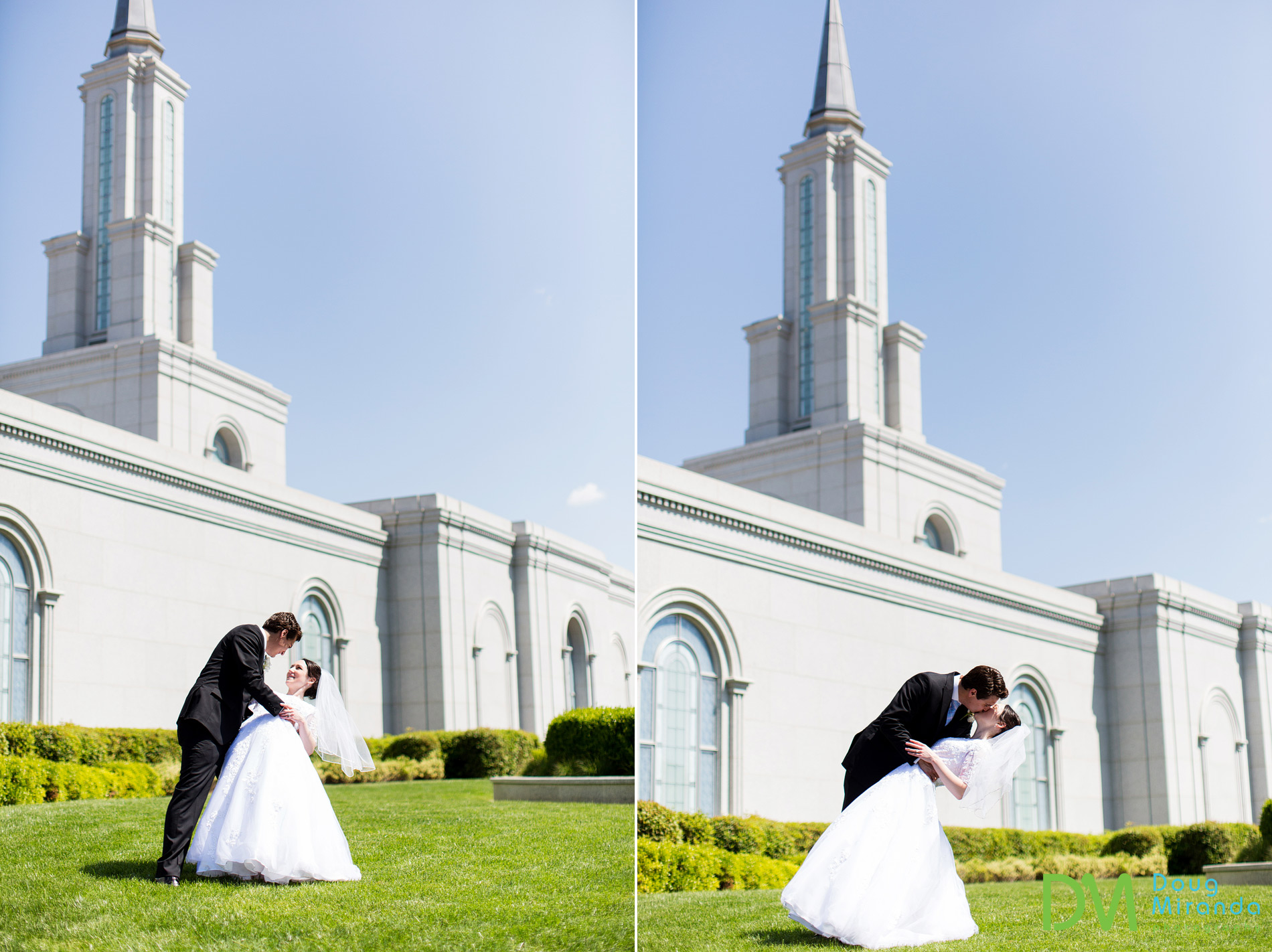 sacramento lds temple wedding