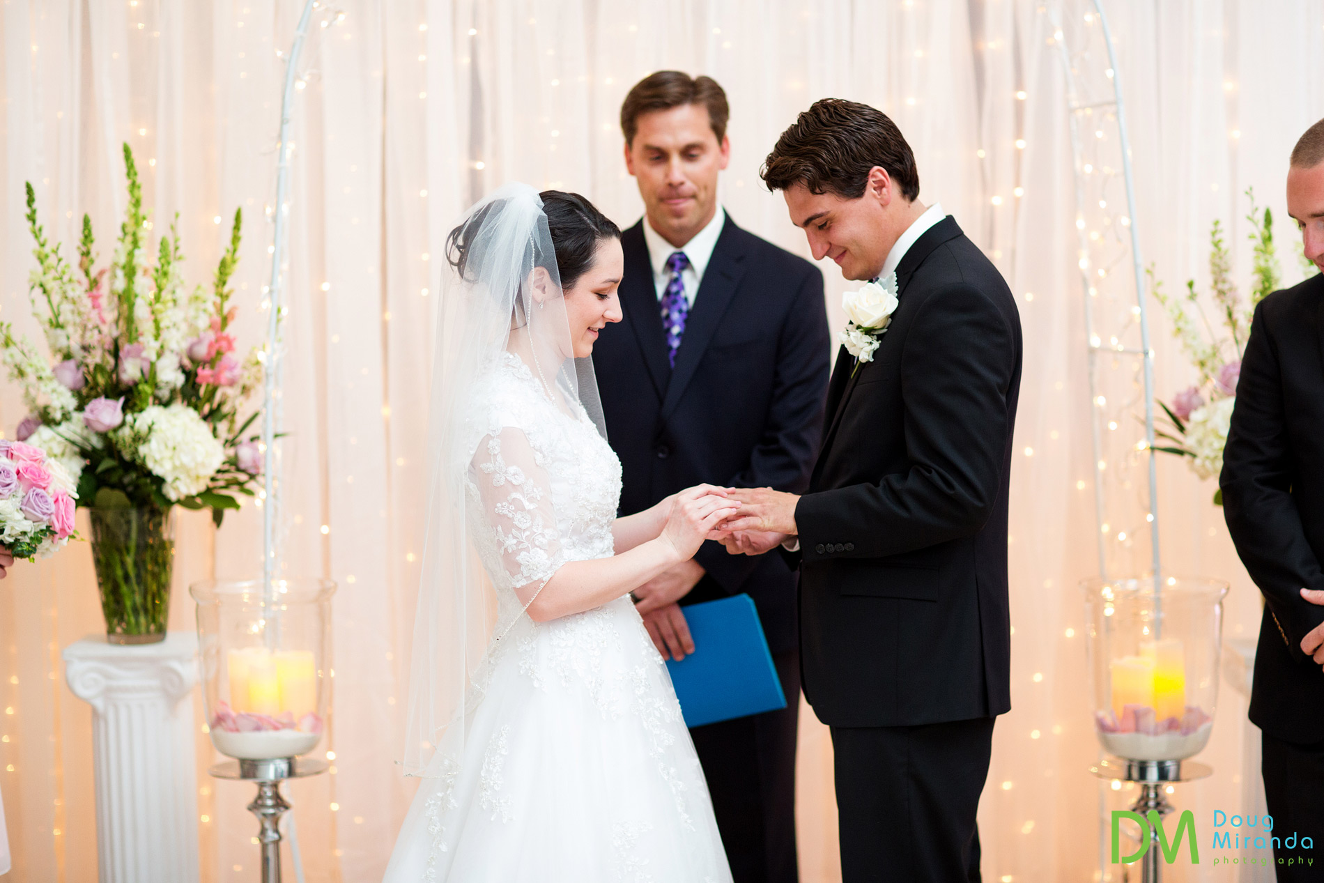 oakland lds temple wedding photos