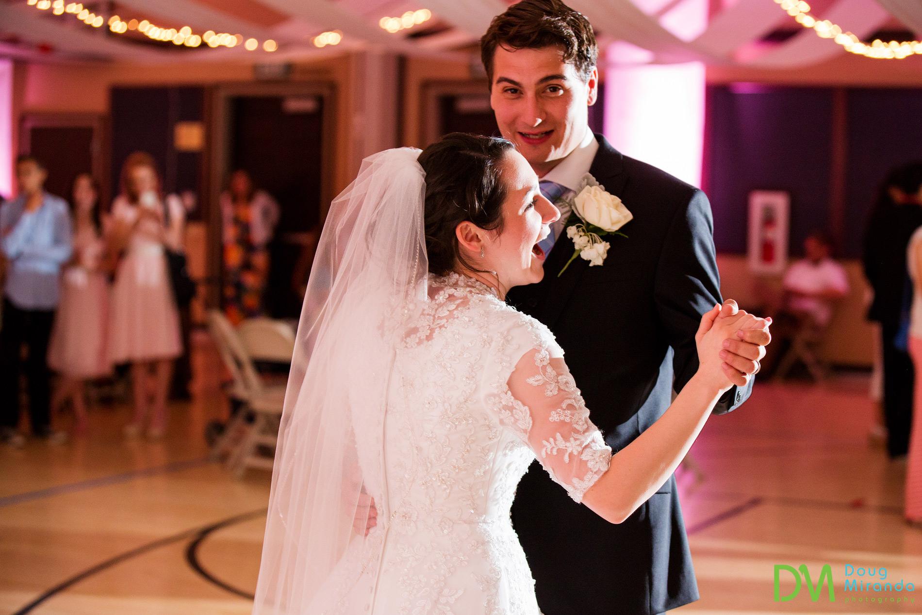 sacramento lds temple wedding photos