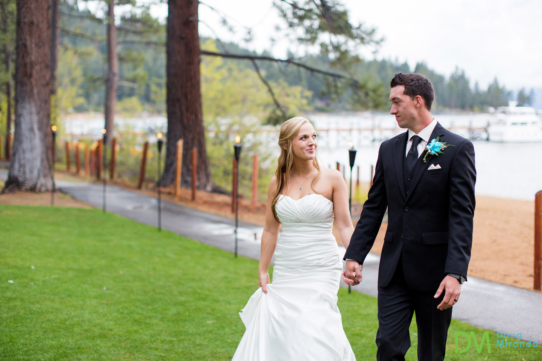 rainy zephyr cover wedding lake tahoe
