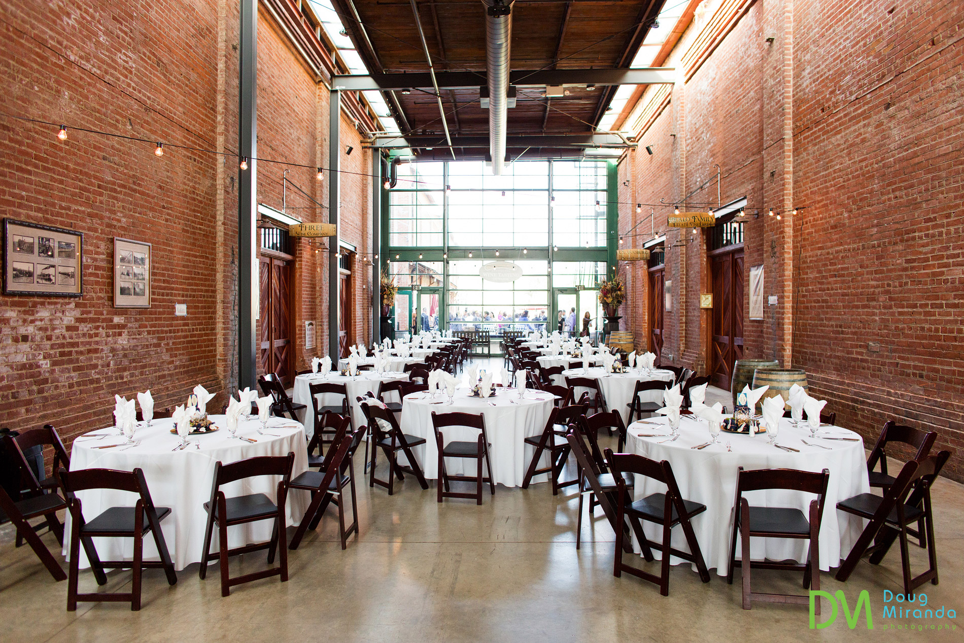 wedding reception old sugar mill