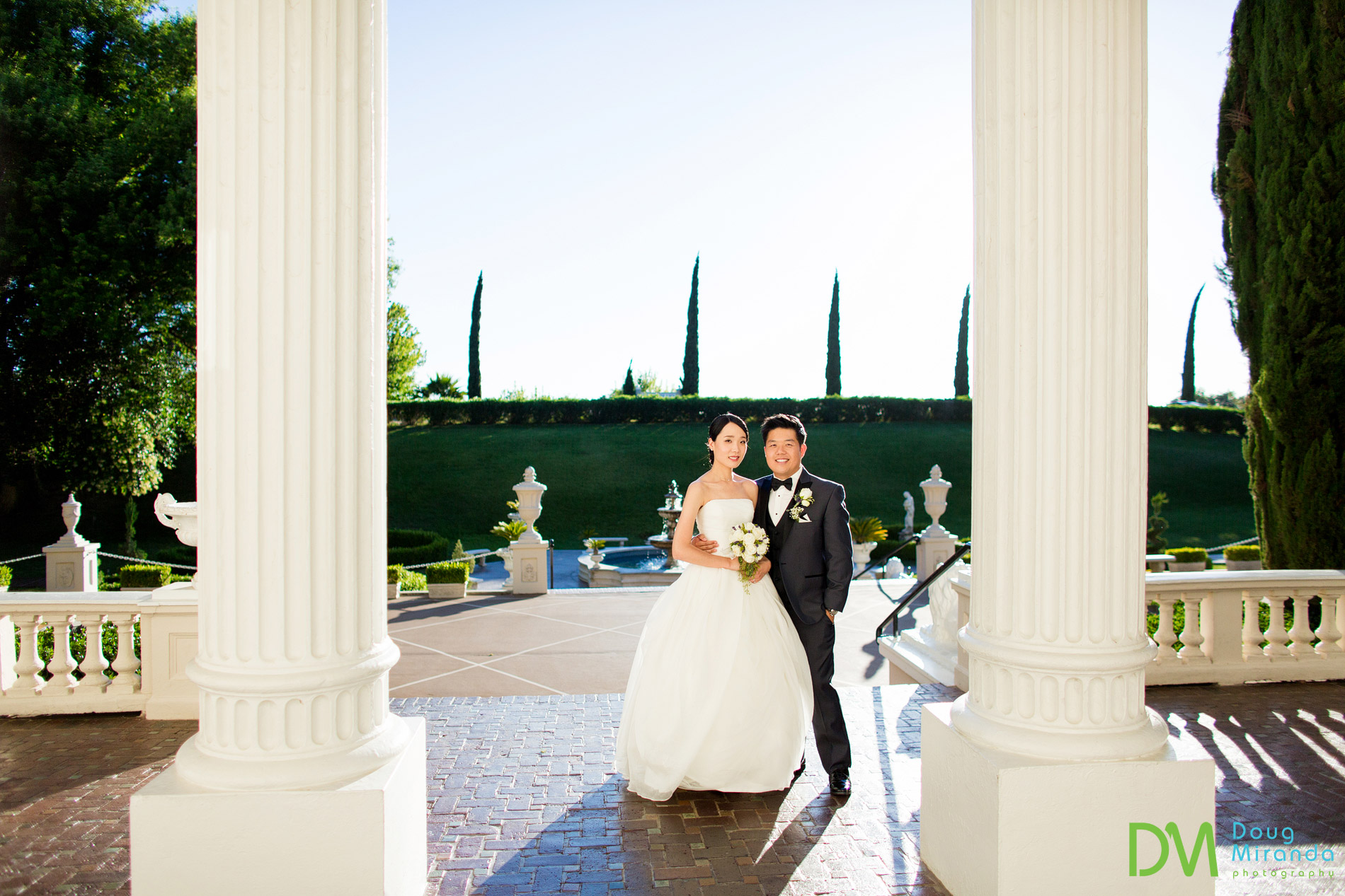 Grand Island Mansion Wedding Photography.