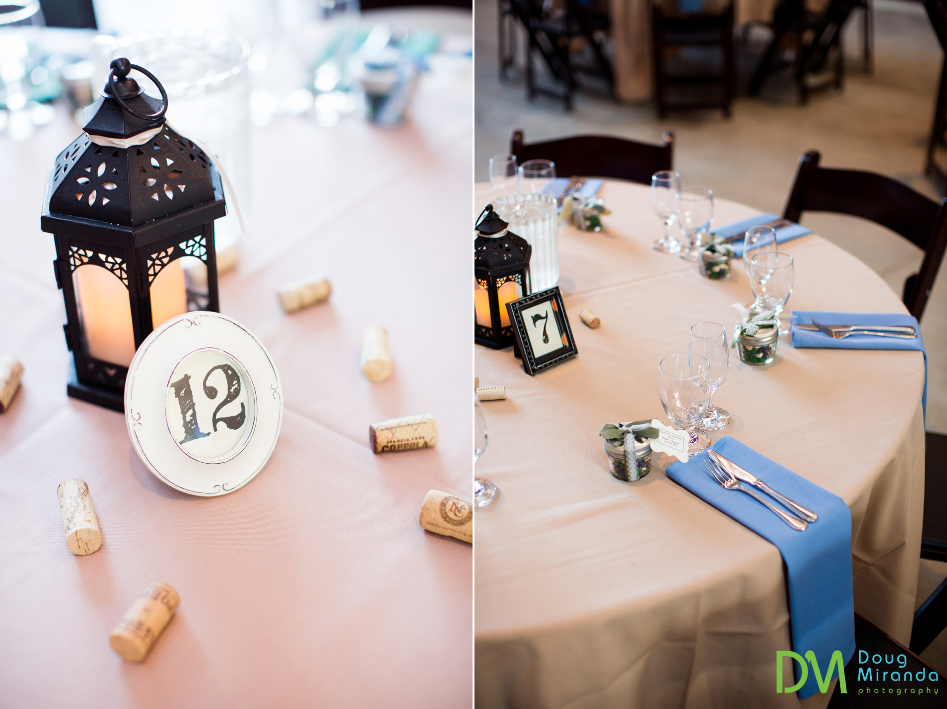old sugar mill wedding reception photos