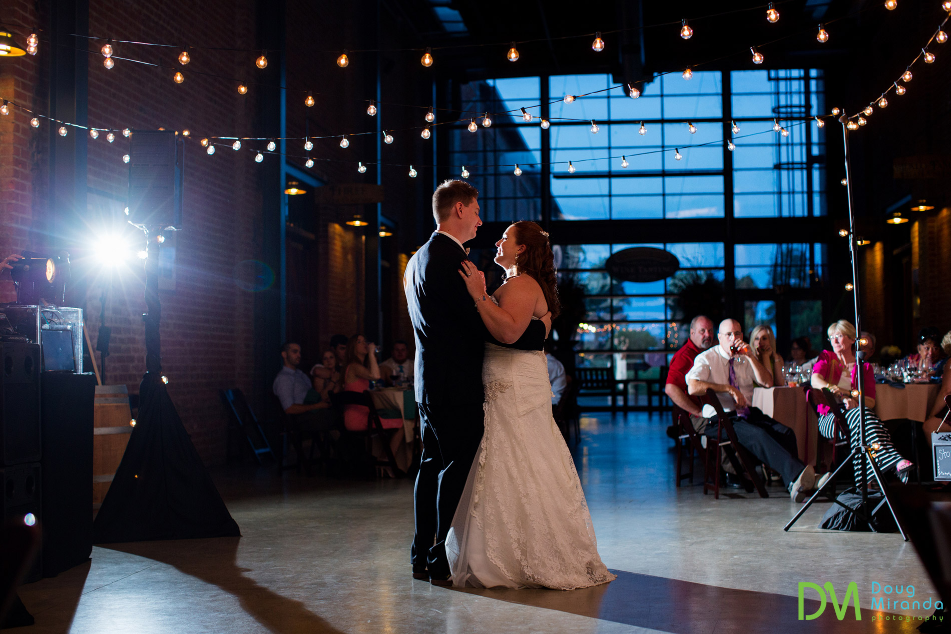 old sugar mill wedding reception