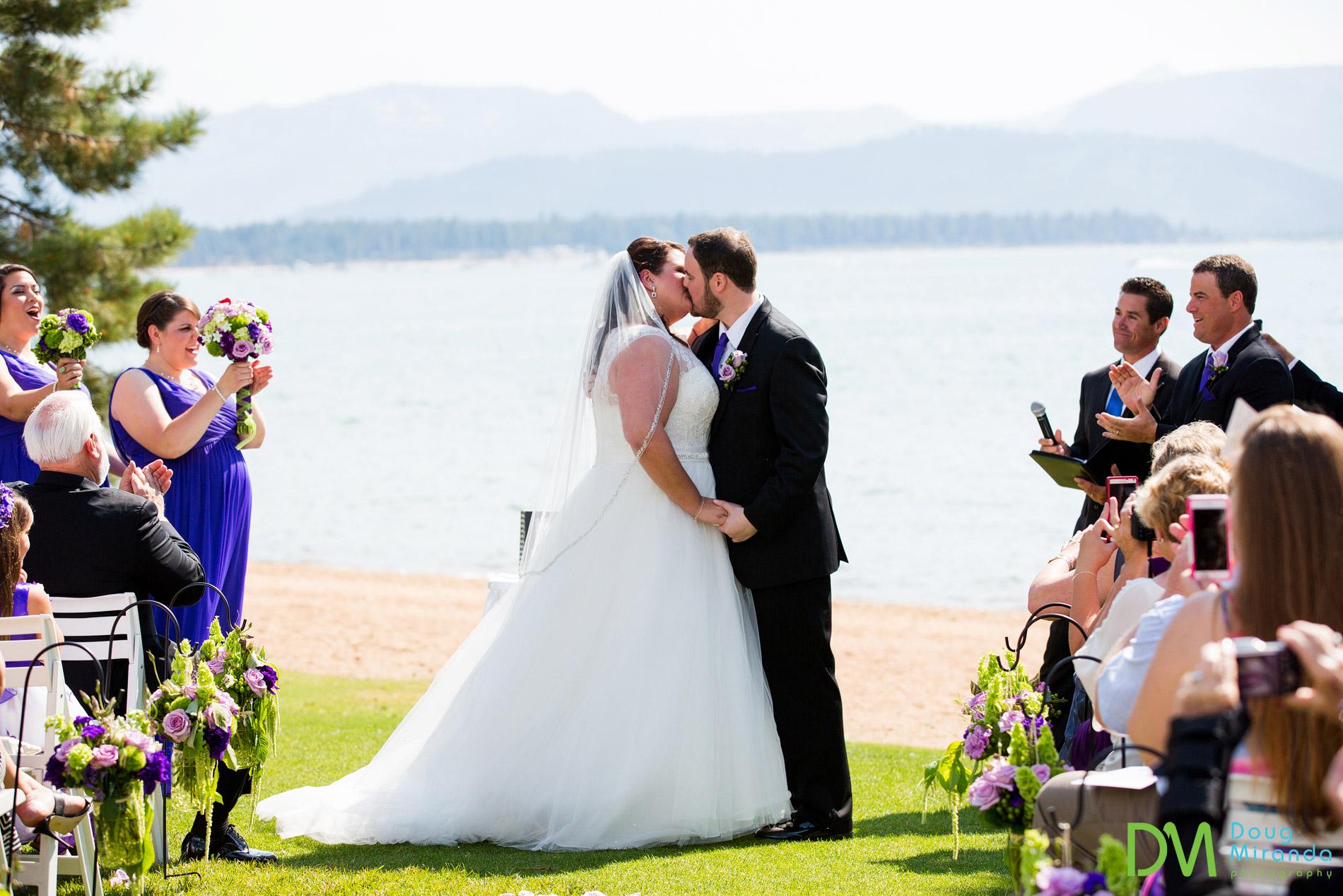 edgewood golf course wedding