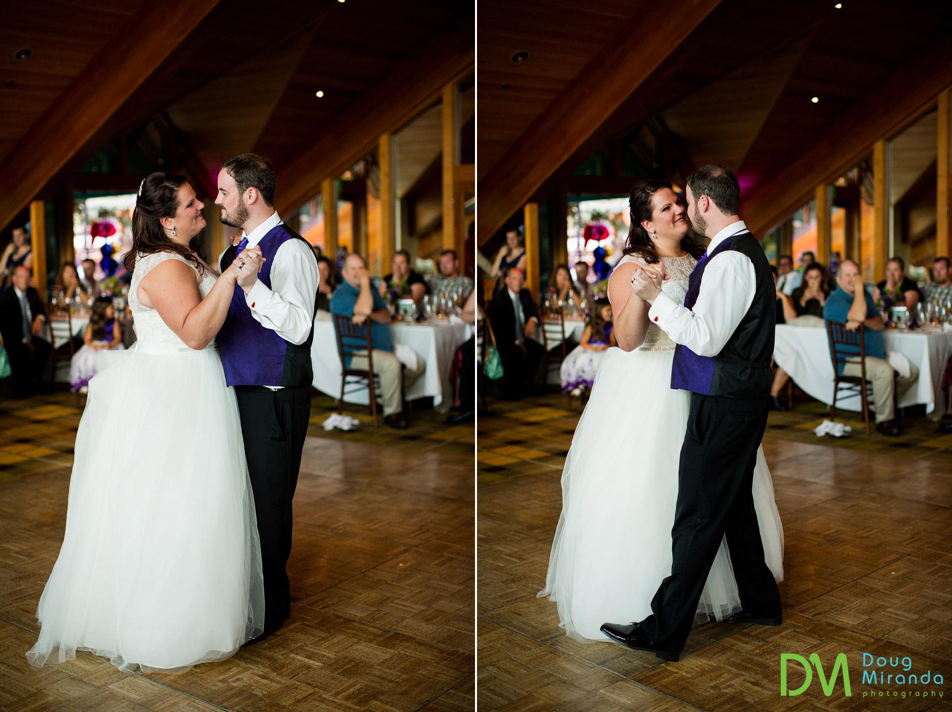 edgewood wedding reception