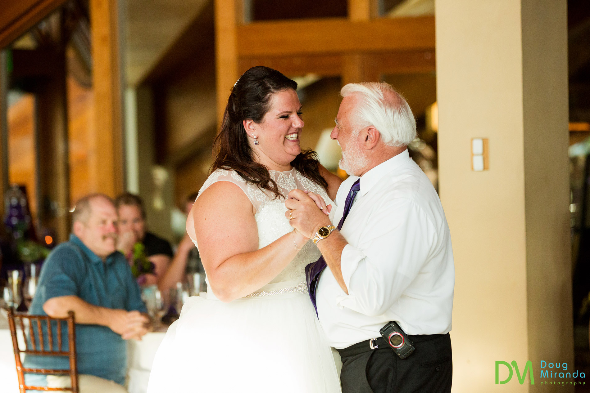 wedding reception edgewood tahoe