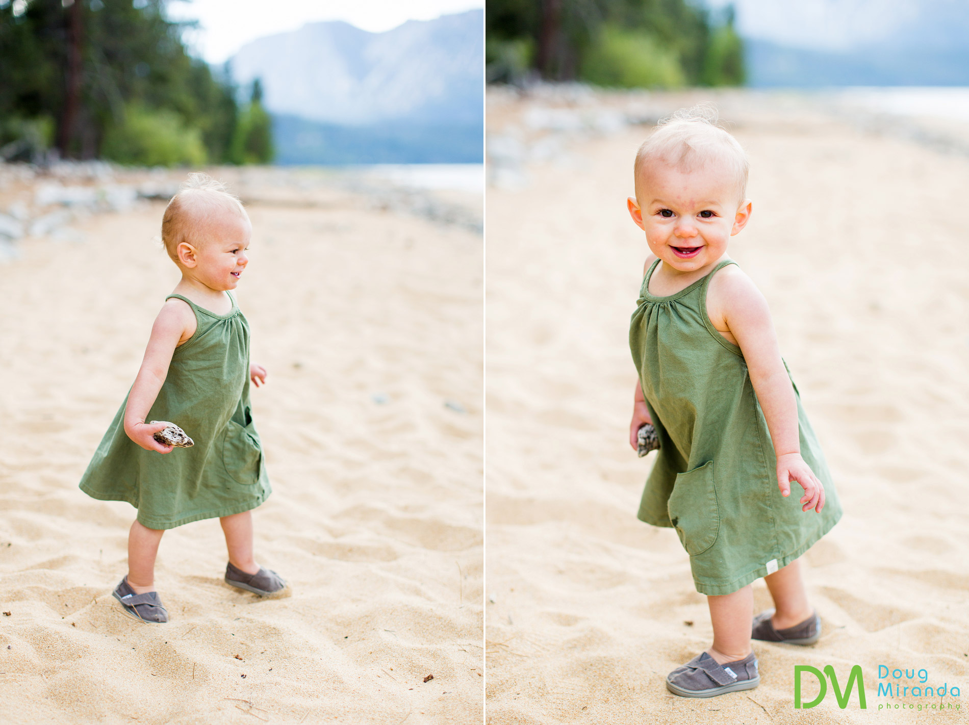 lake tahoe baby photography