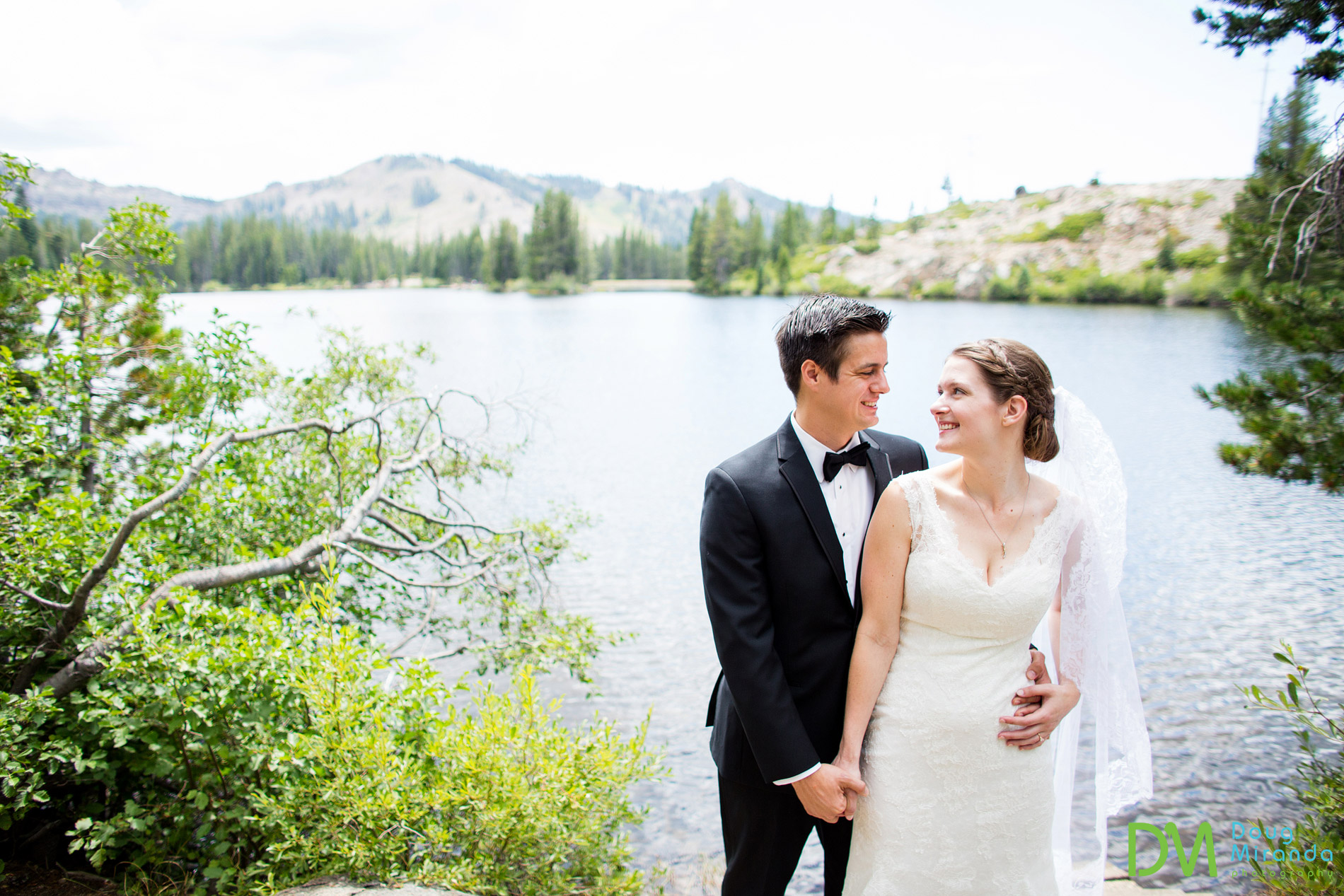 sugar bowl lake mary wedding photos