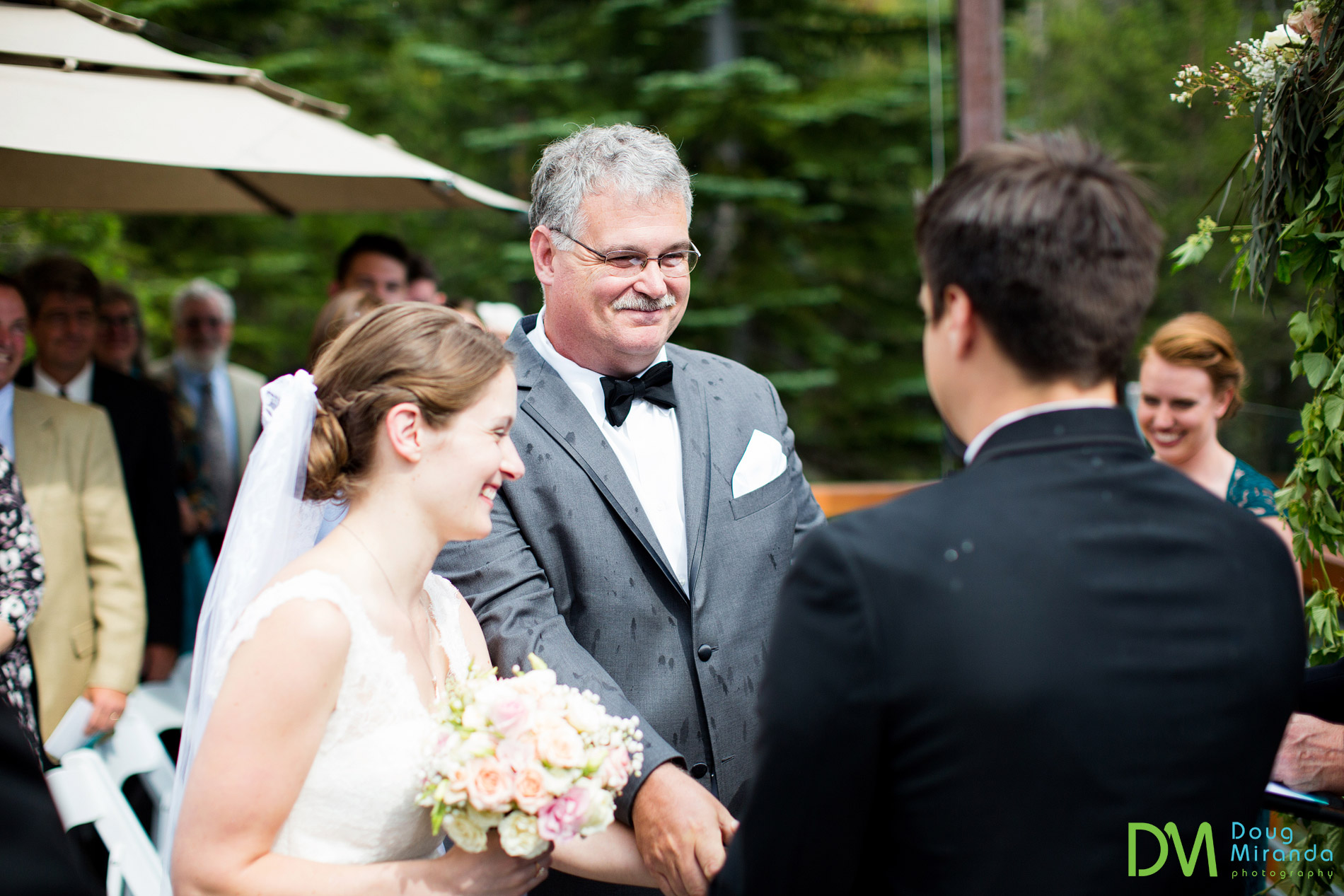 sugar bowl resort lake mary wedding ceremony