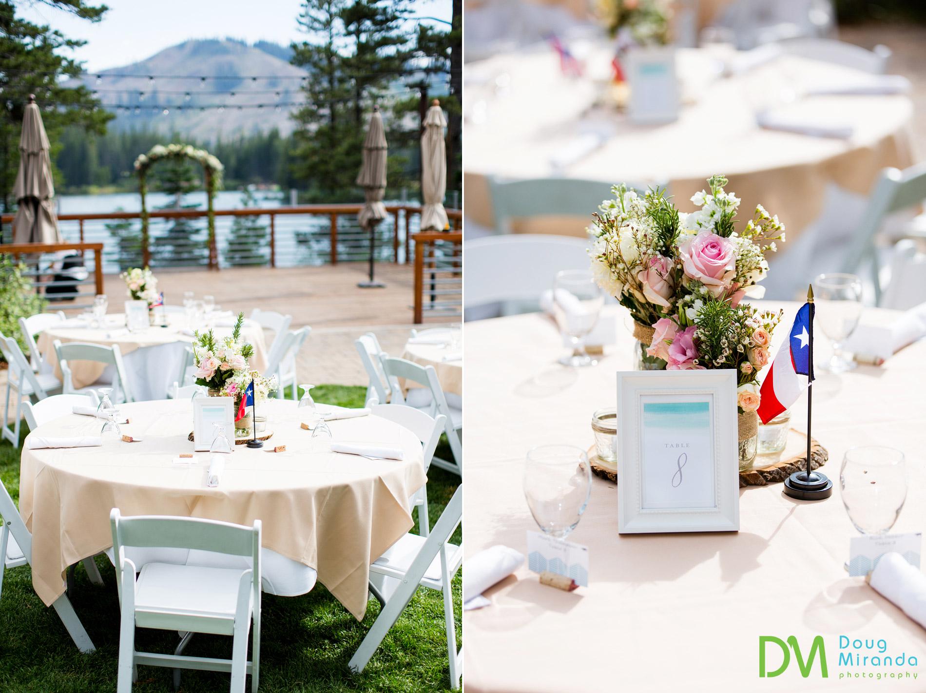 sugar bowl resort lake mary wedding reception