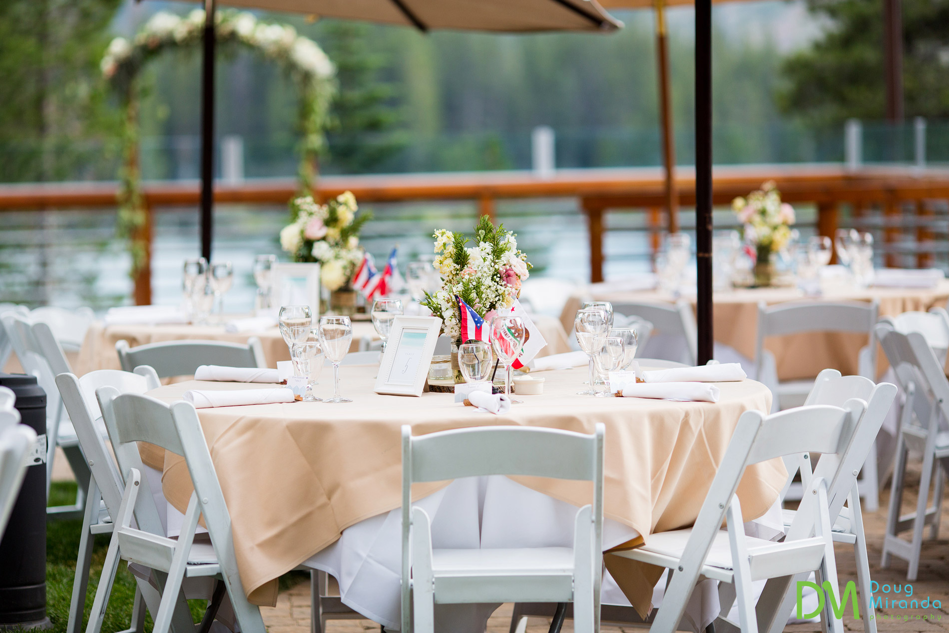 sugar bowl resort lake mary wedding reception