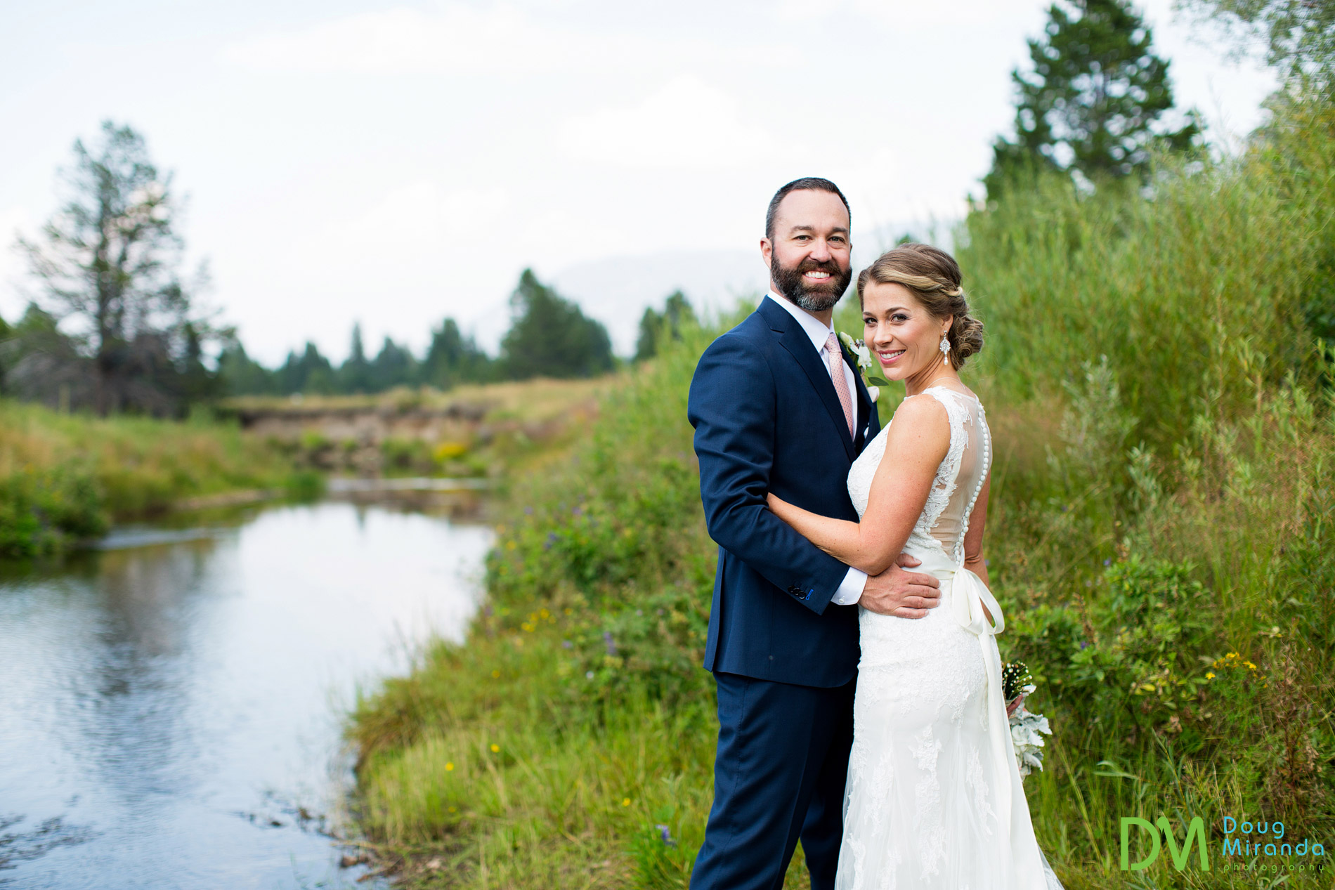 lake tahoe golf course wedding photography meyers ca