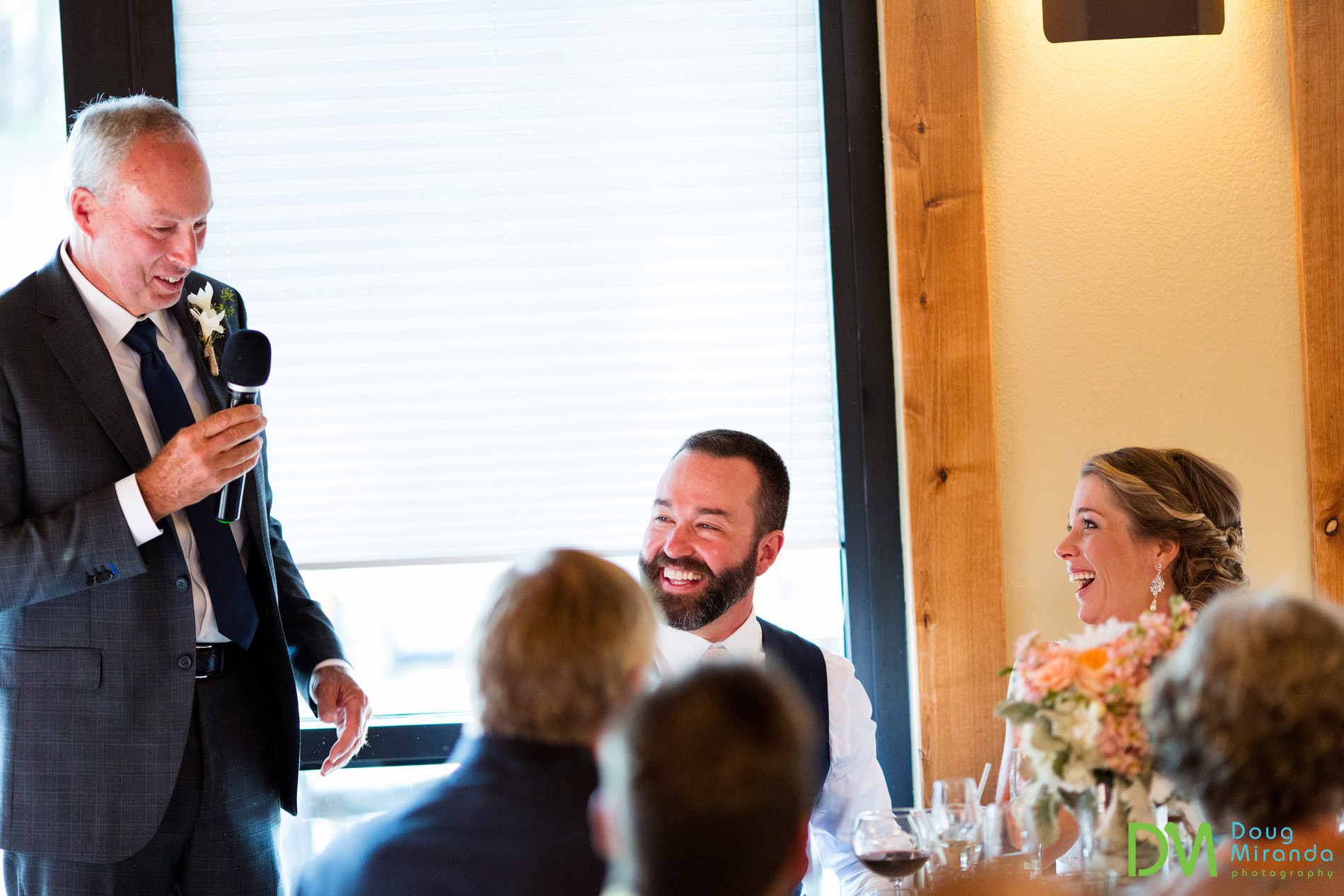 lake tahoe golf course wedding photography