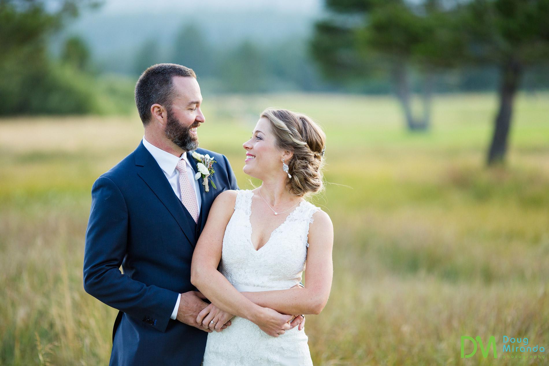 lake tahoe golf course wedding photography meyers ca