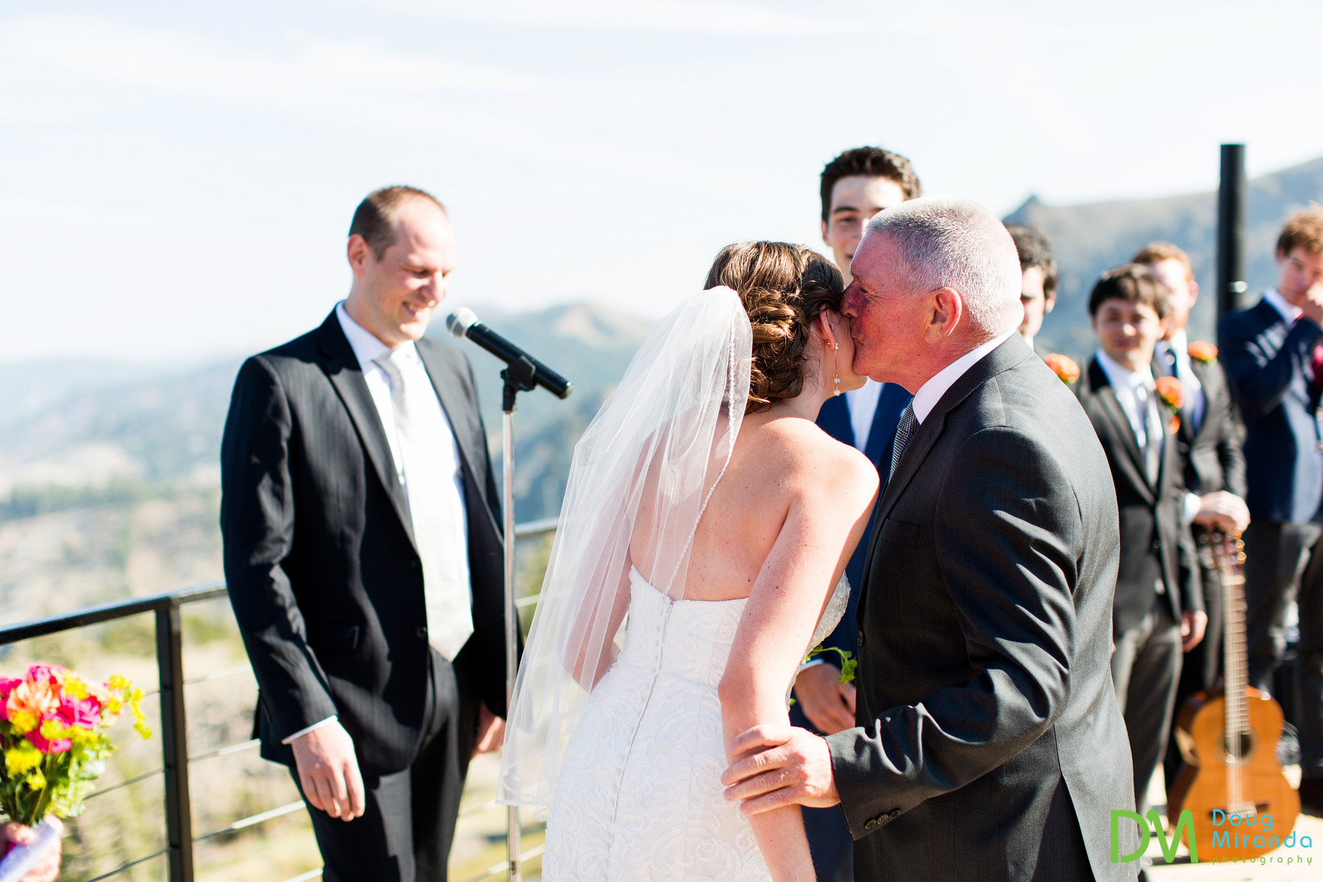 squaw valley wedding photos
