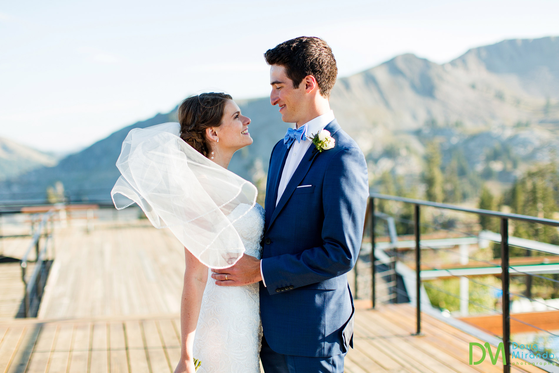 squaw valley high camp wedding photography
