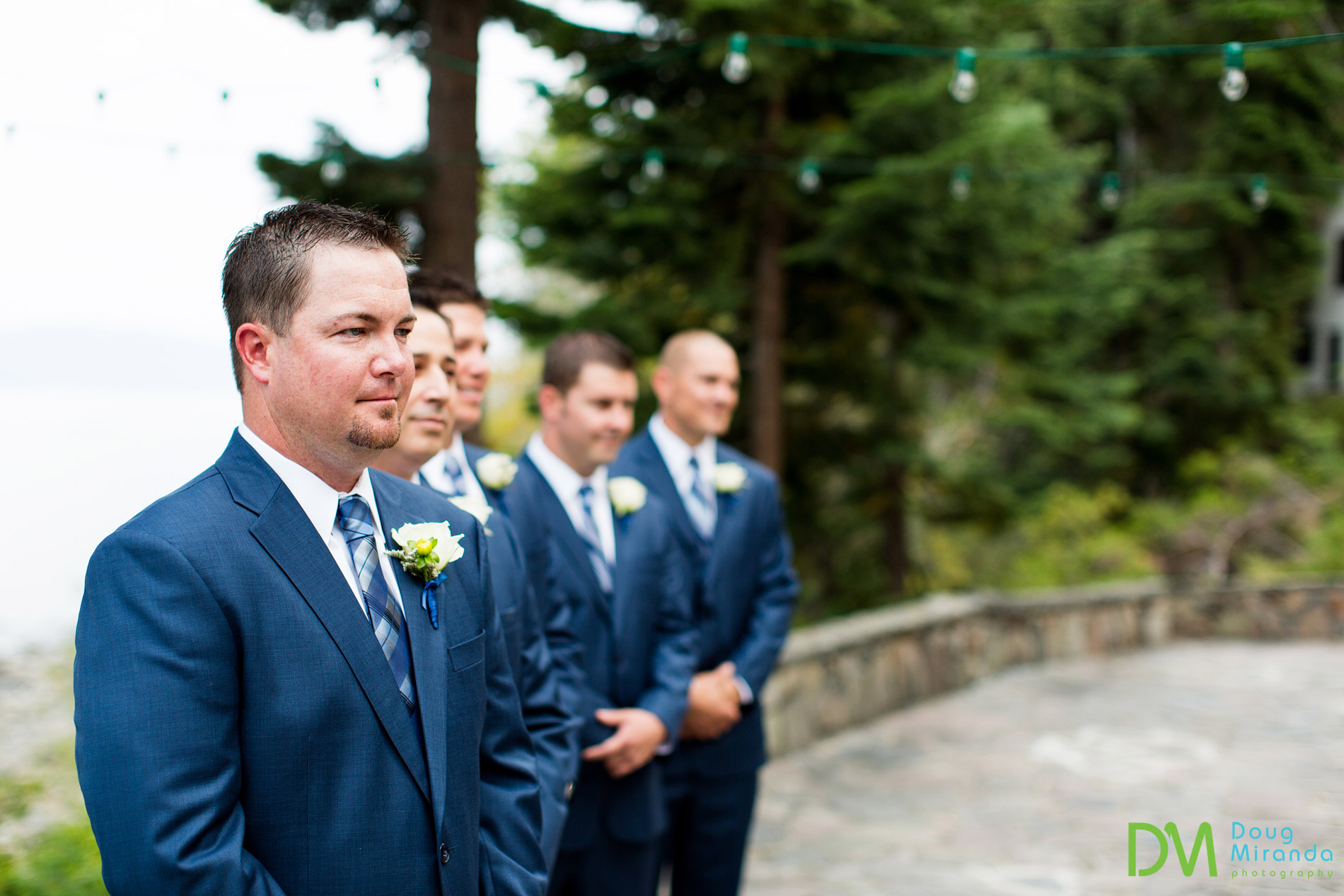tahoe city wedding photography
