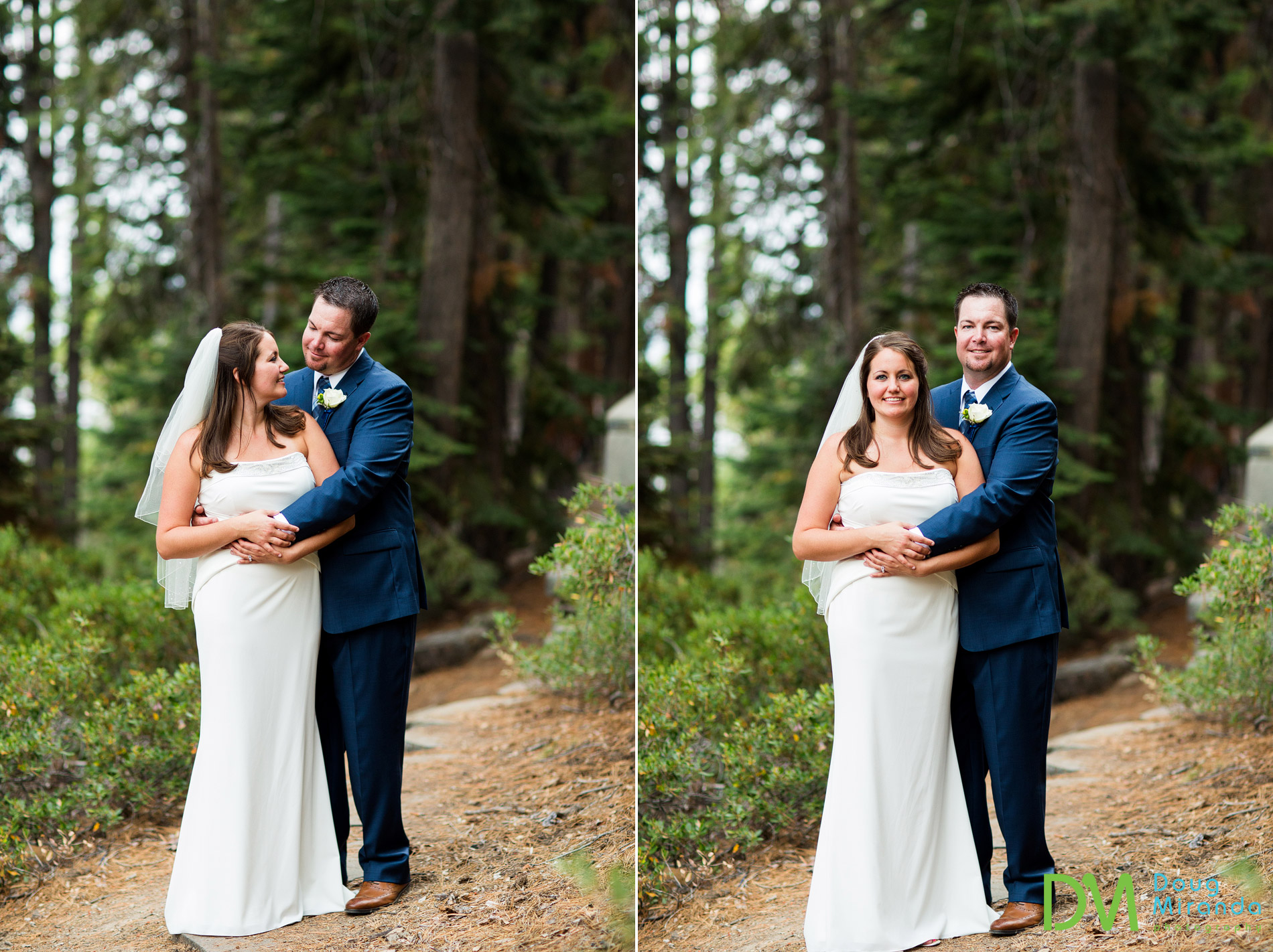 chinquapin wedding photography lake tahoe