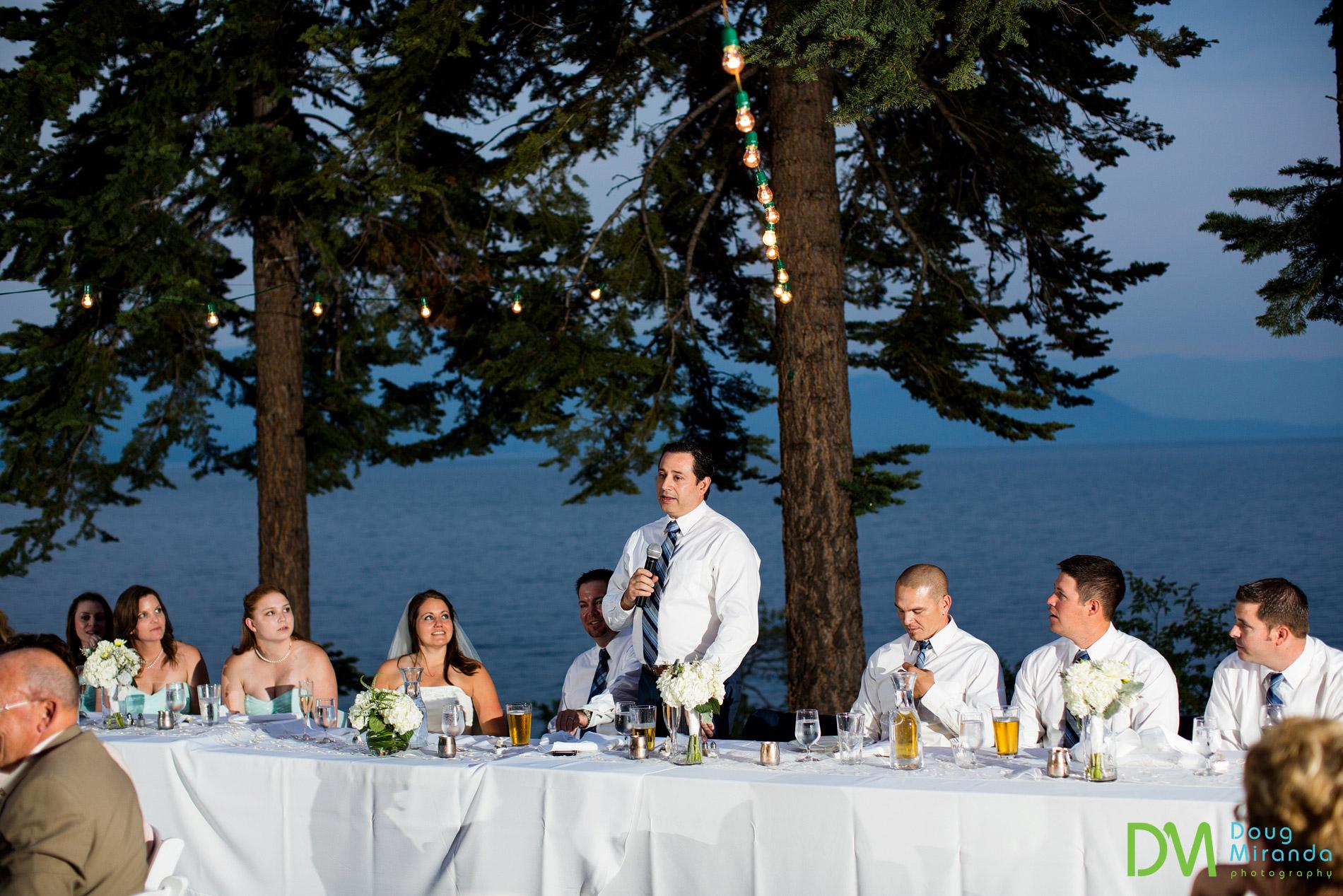 chinquapin wedding lake tahoe