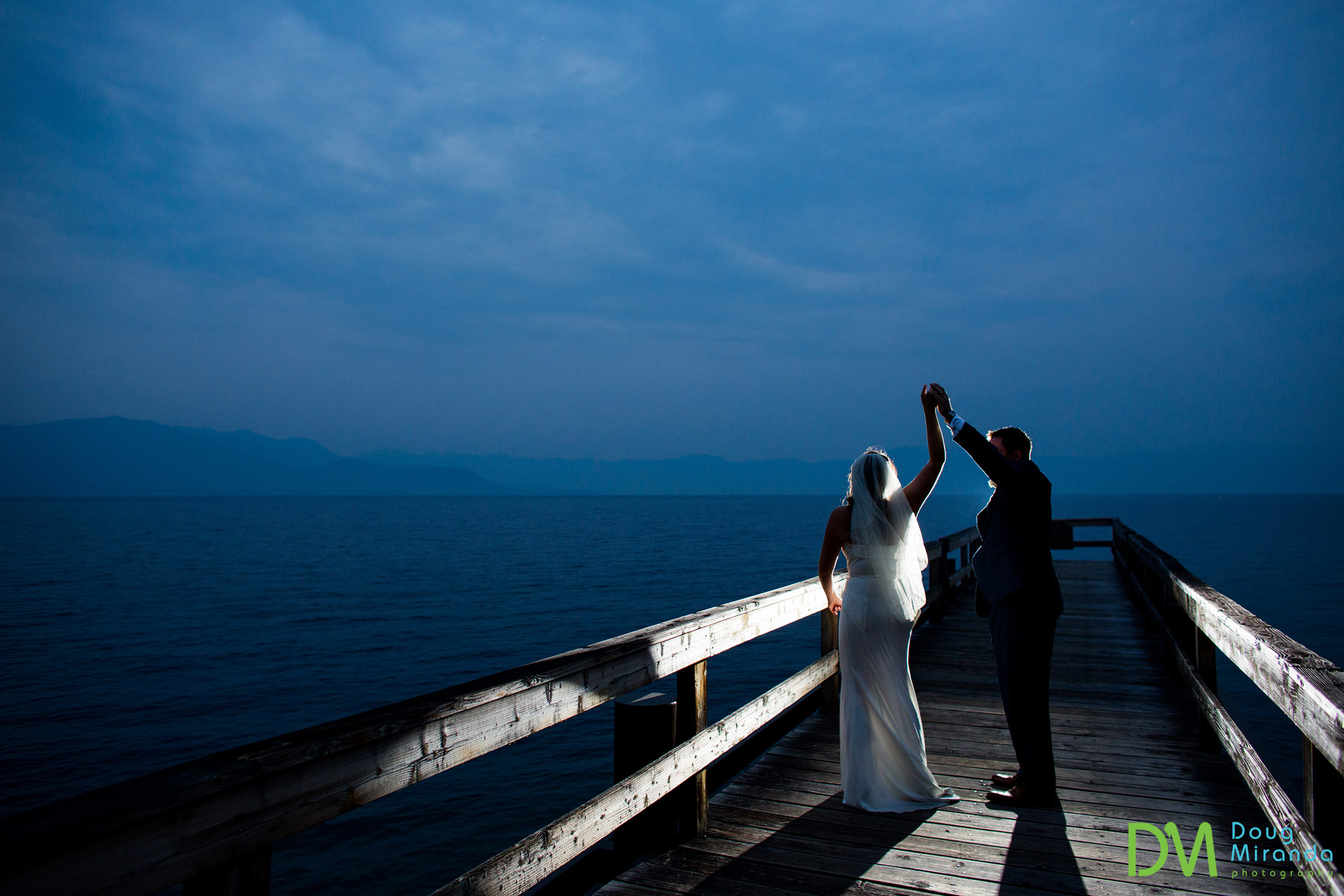 chinquapin wedding tahoe