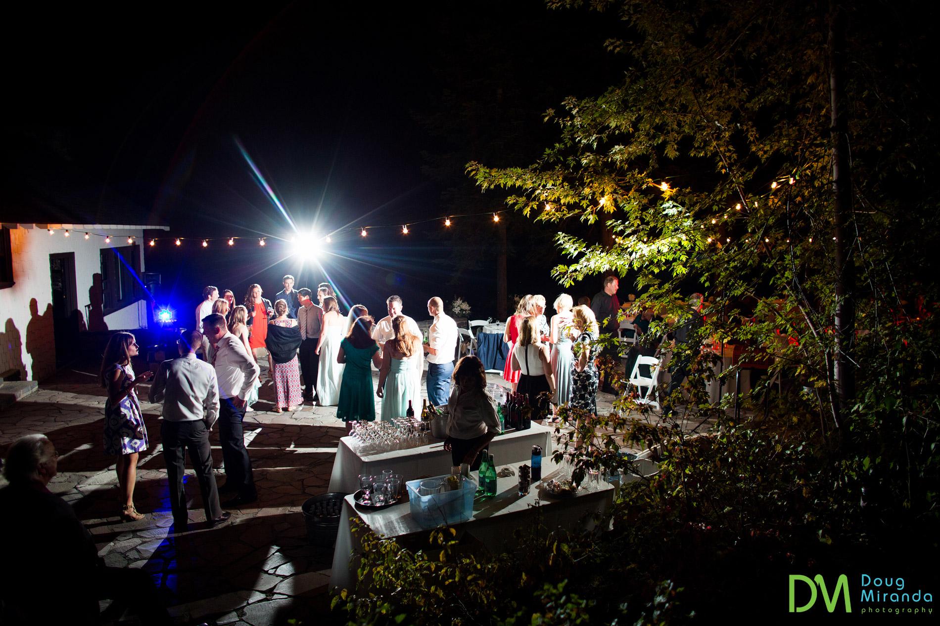 chinquapin wedding tahoe photos