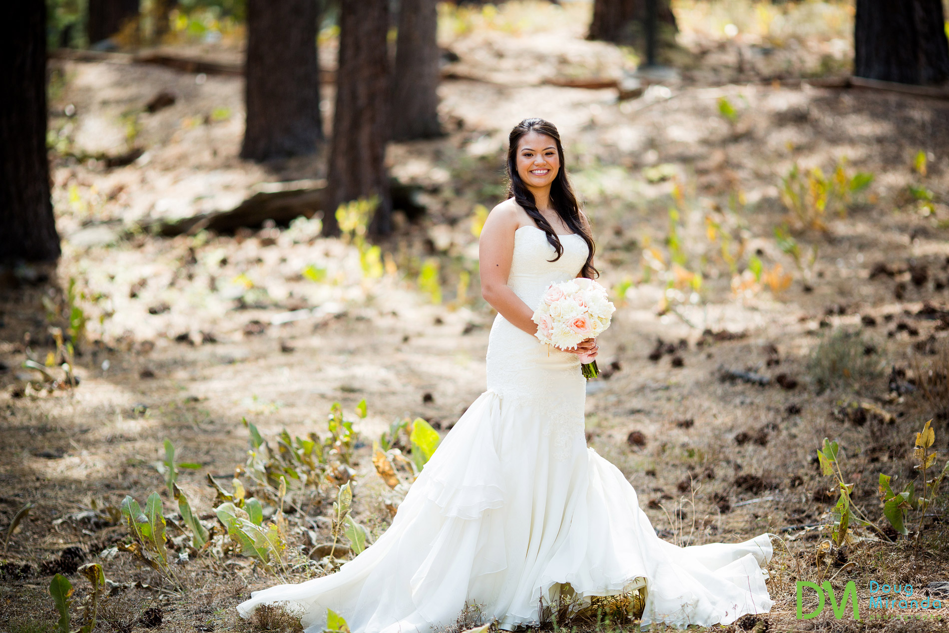 northstar resort wedding photos