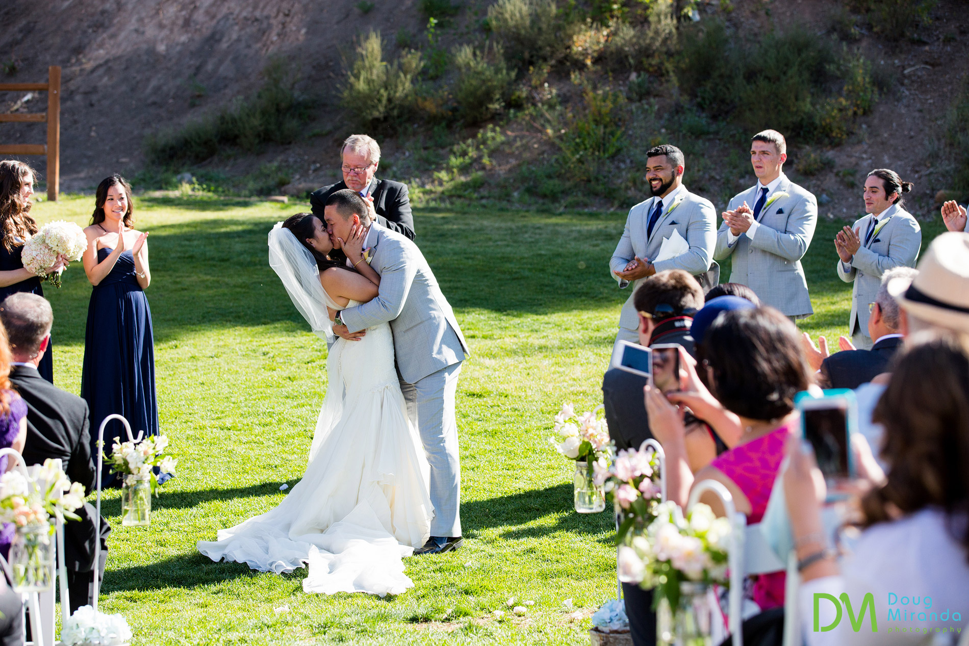 northstar village wedding ceremony